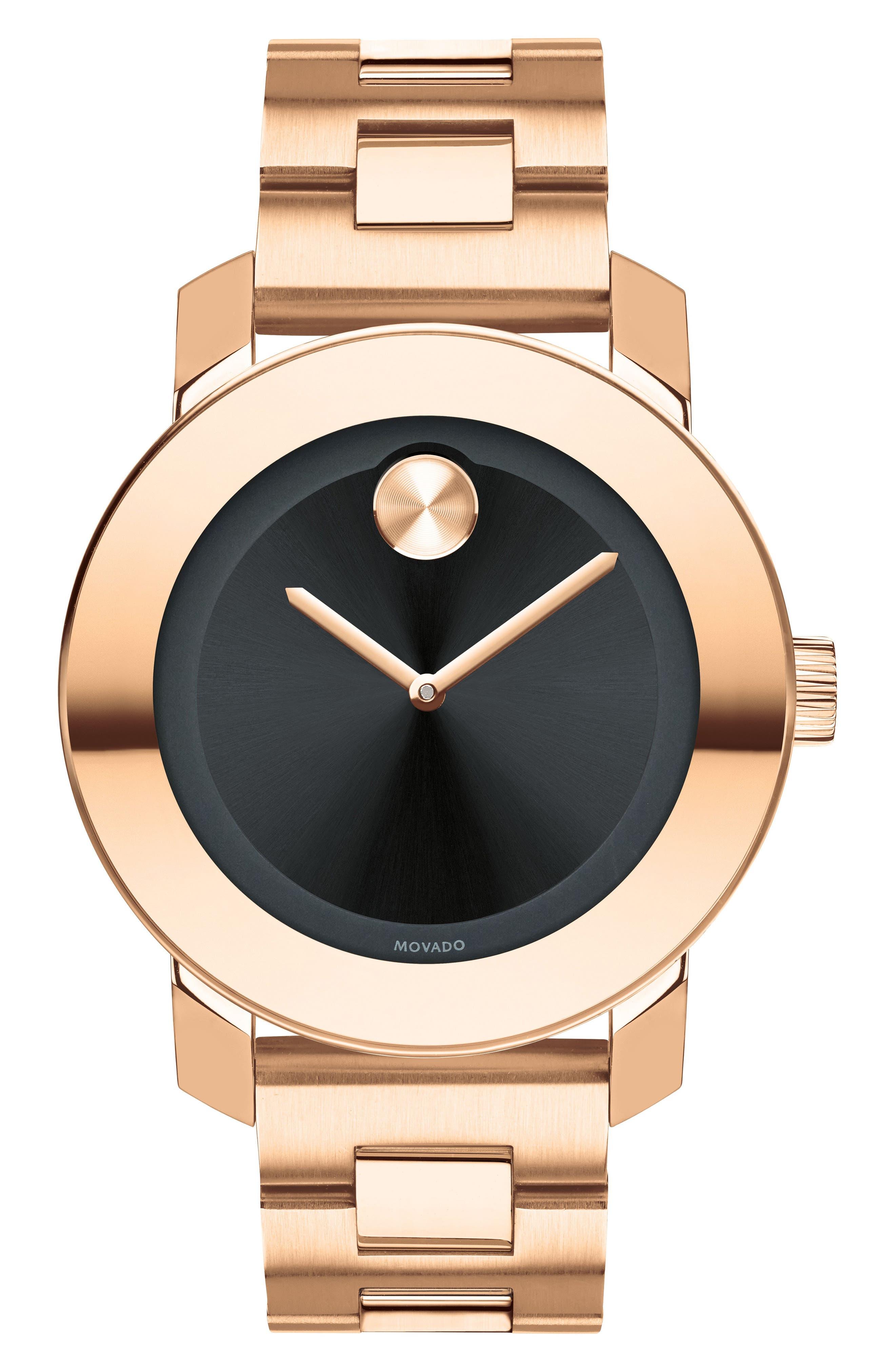 Movado Bold Bracelet Watch, 36mm
