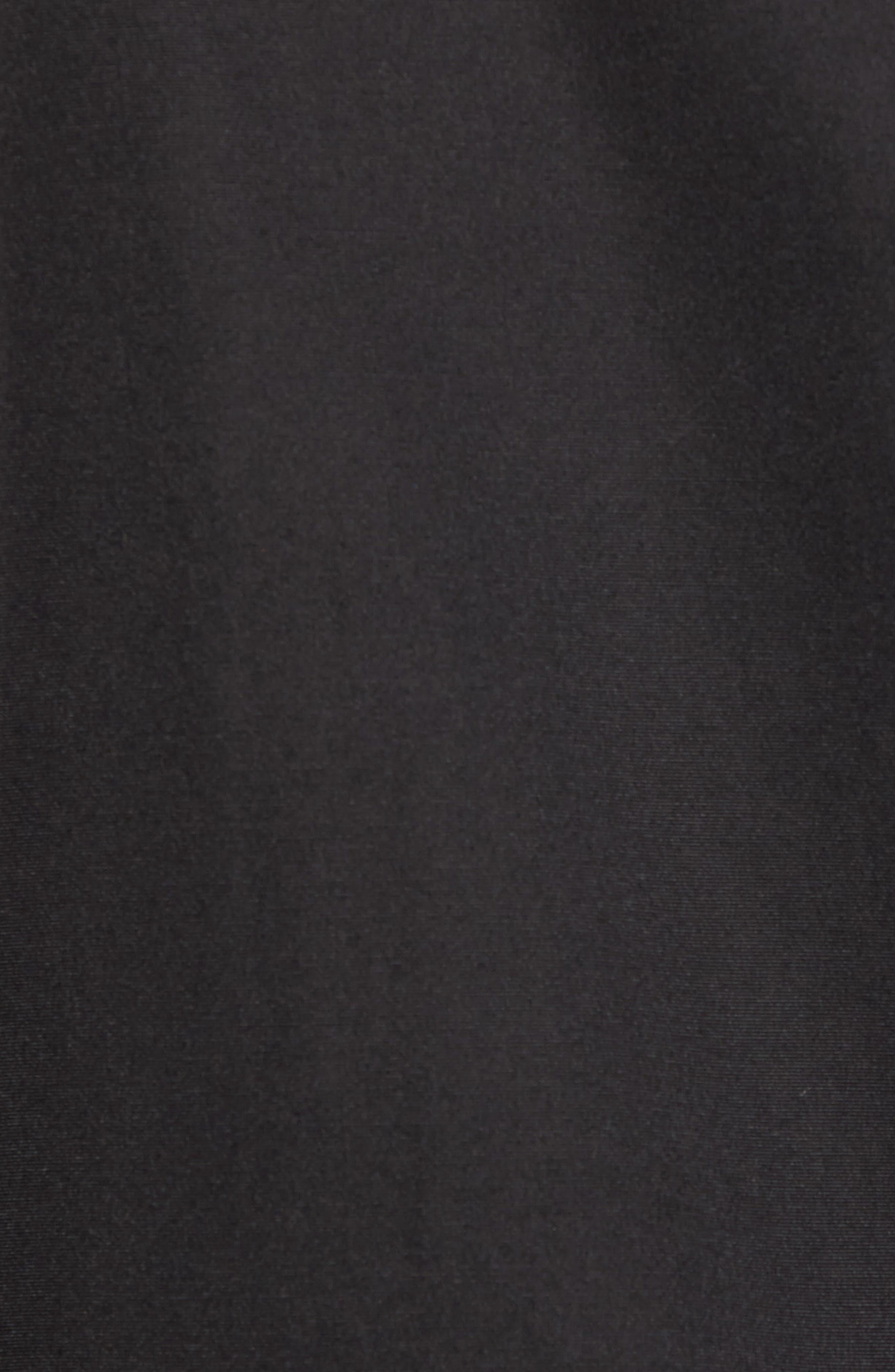 Staple Jacket,                             Alternate thumbnail 5, color,                             Solid Black