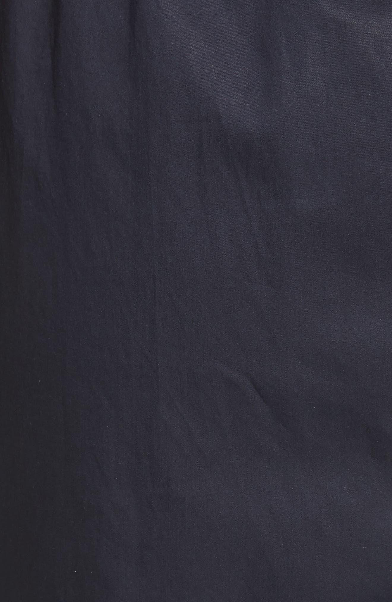 Alternate Image 5  - Tibi Side Snap Skirt
