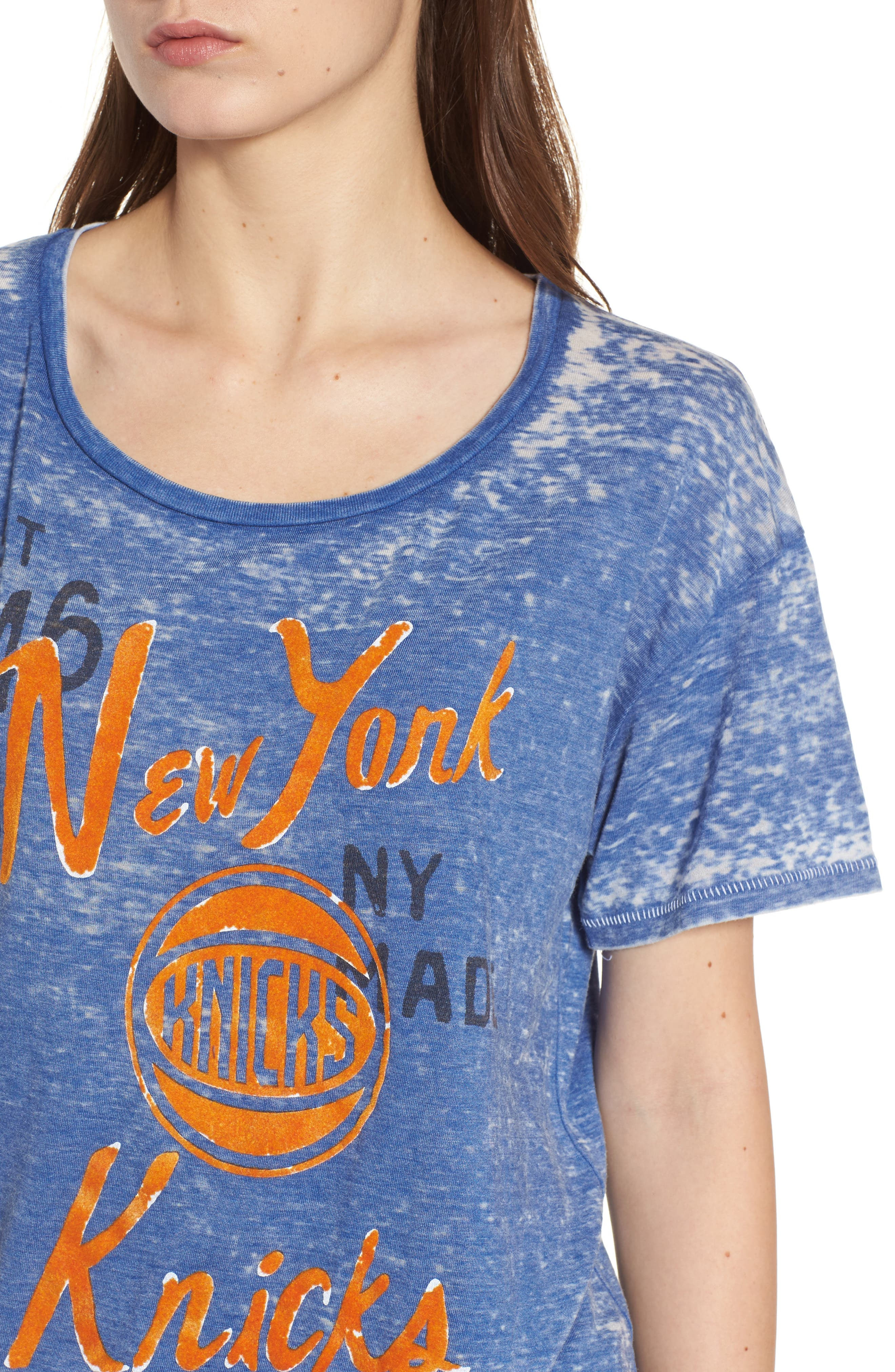 Alternate Image 4  - Junk Food NBA New York Knicks Tee