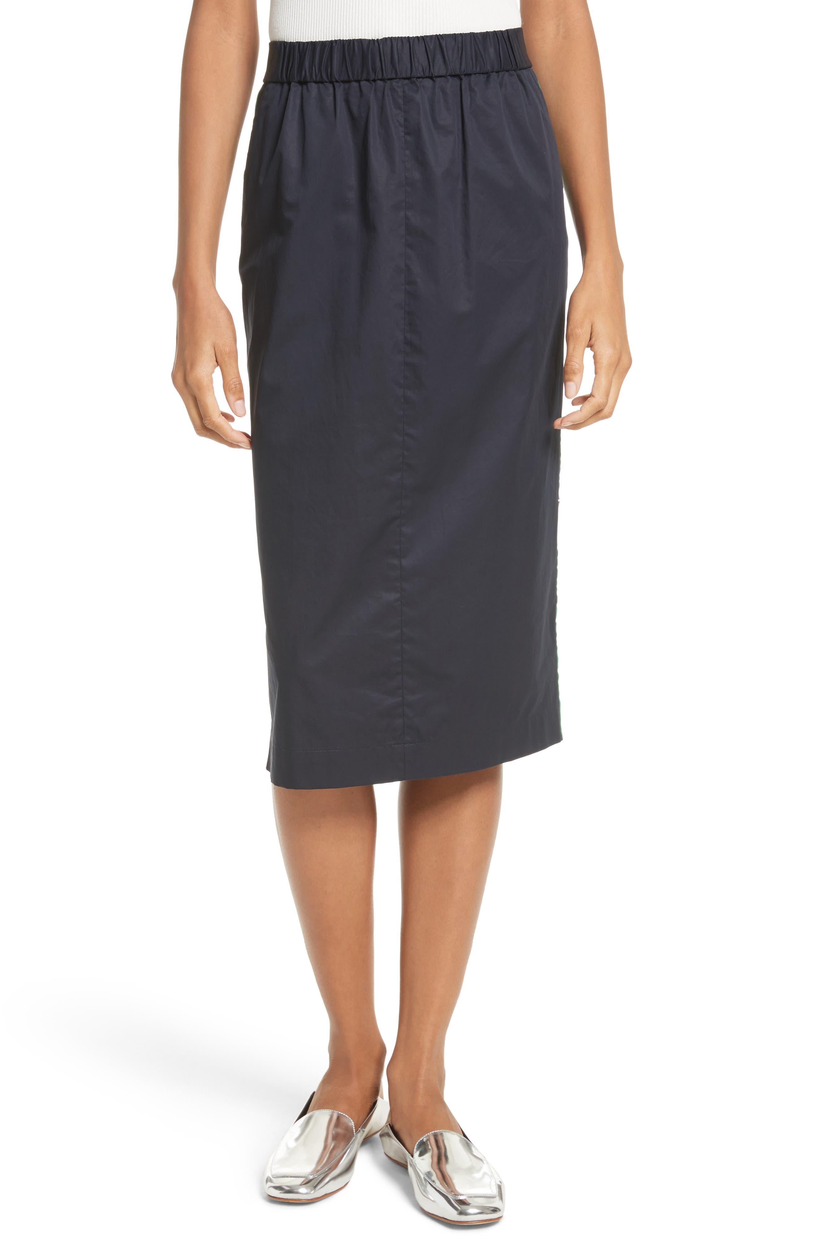 Tibi Side Snap Skirt