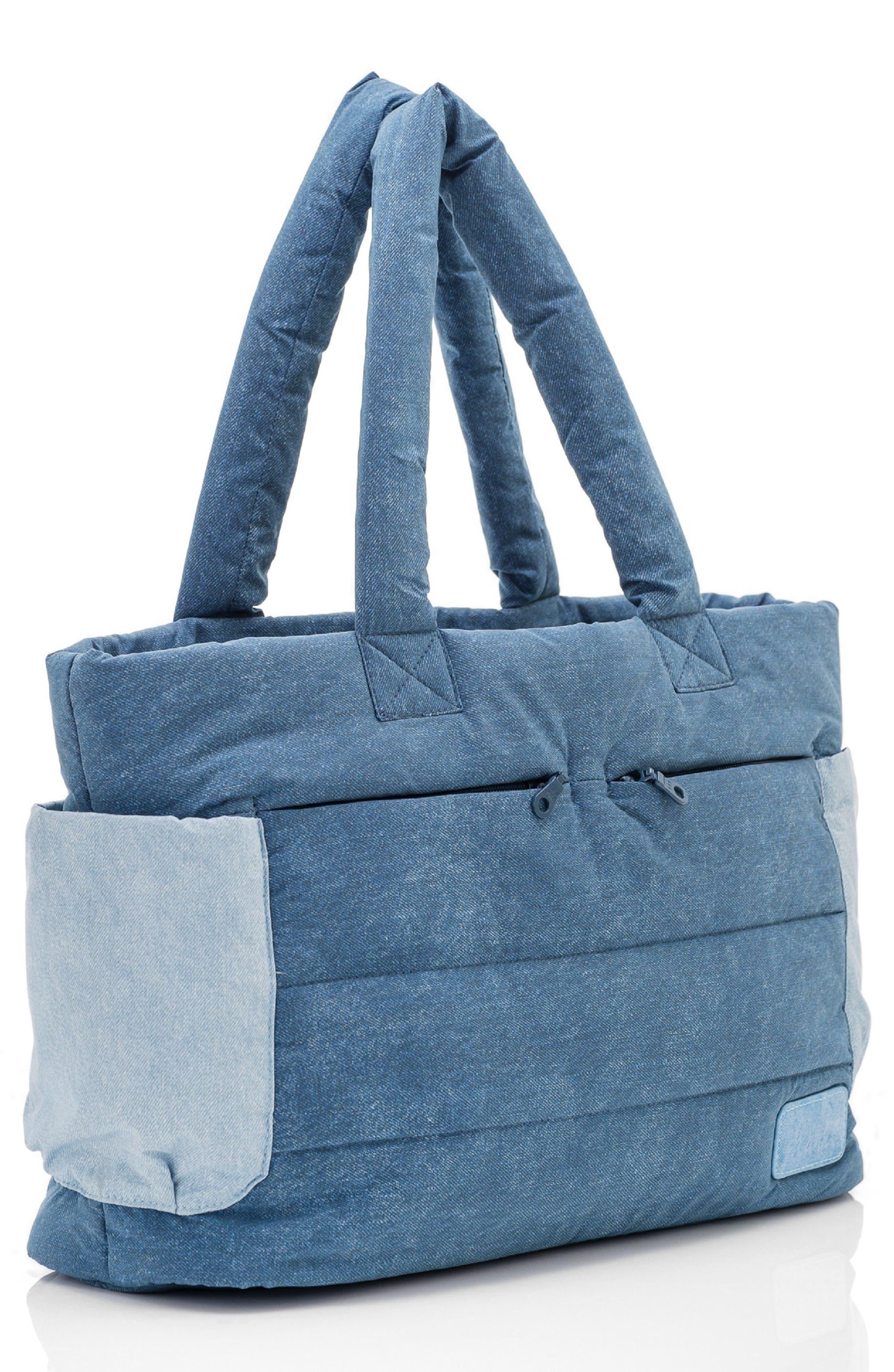 Alternate Image 4  - HARU Print Classic Water Repellent Diaper Bag