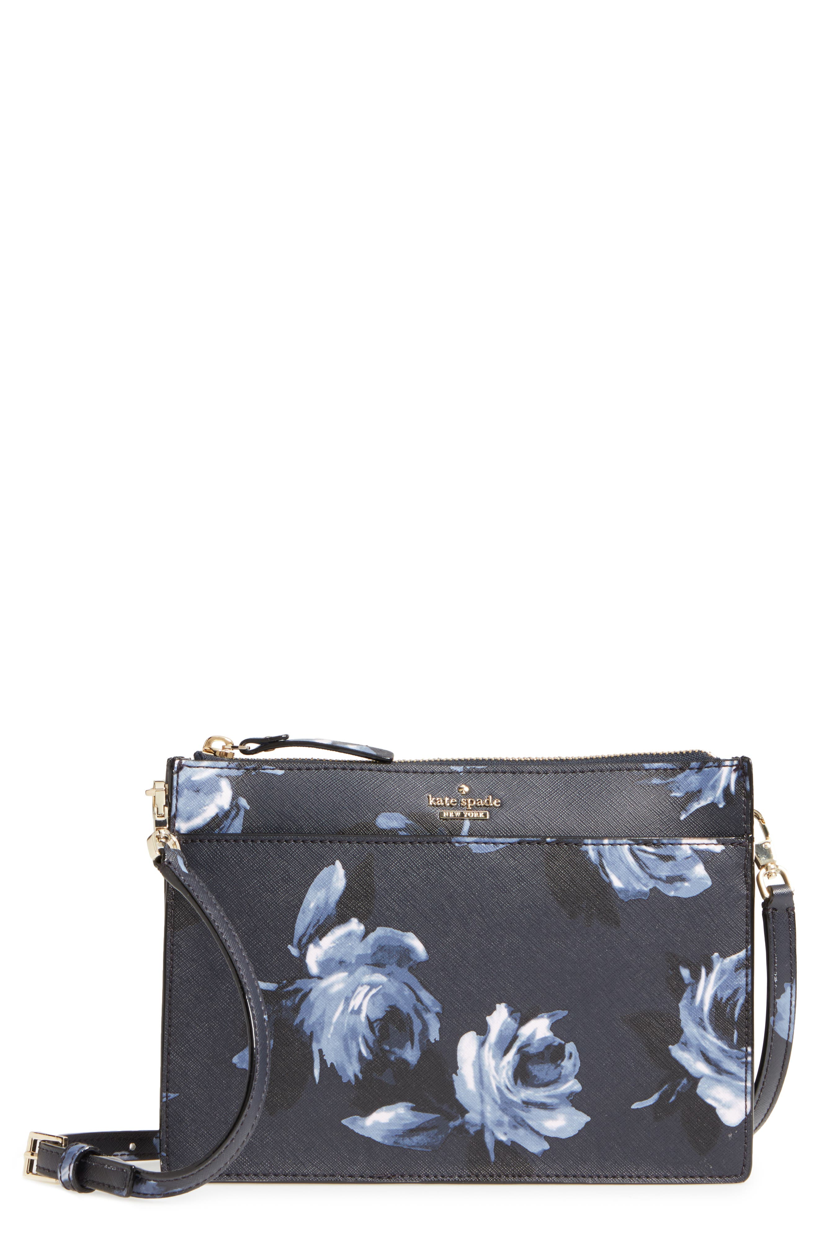 Main Image - kate spade new york cameron street clarise leather shoulder bag