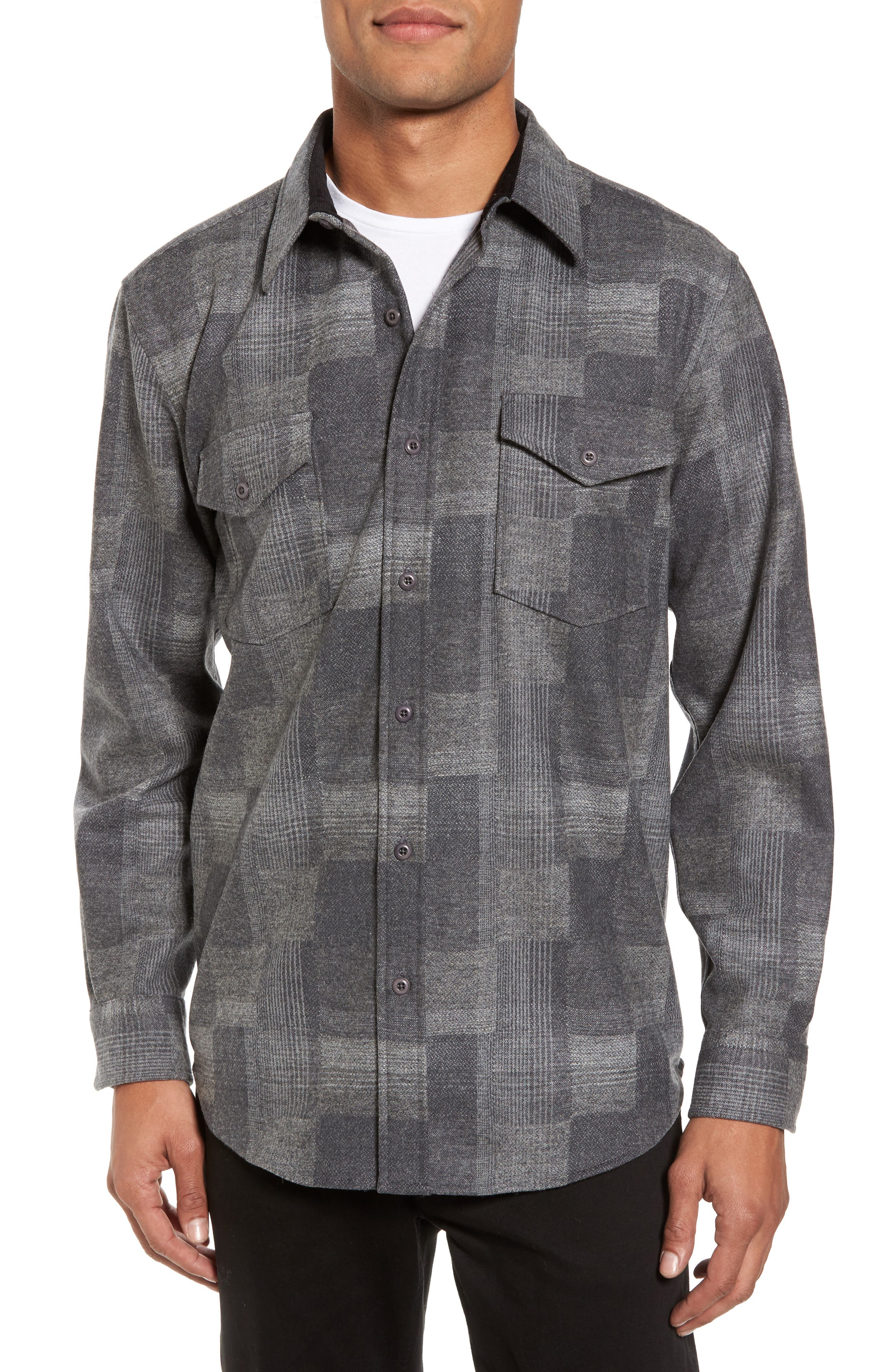 Pendleton Boro Wool Shirt