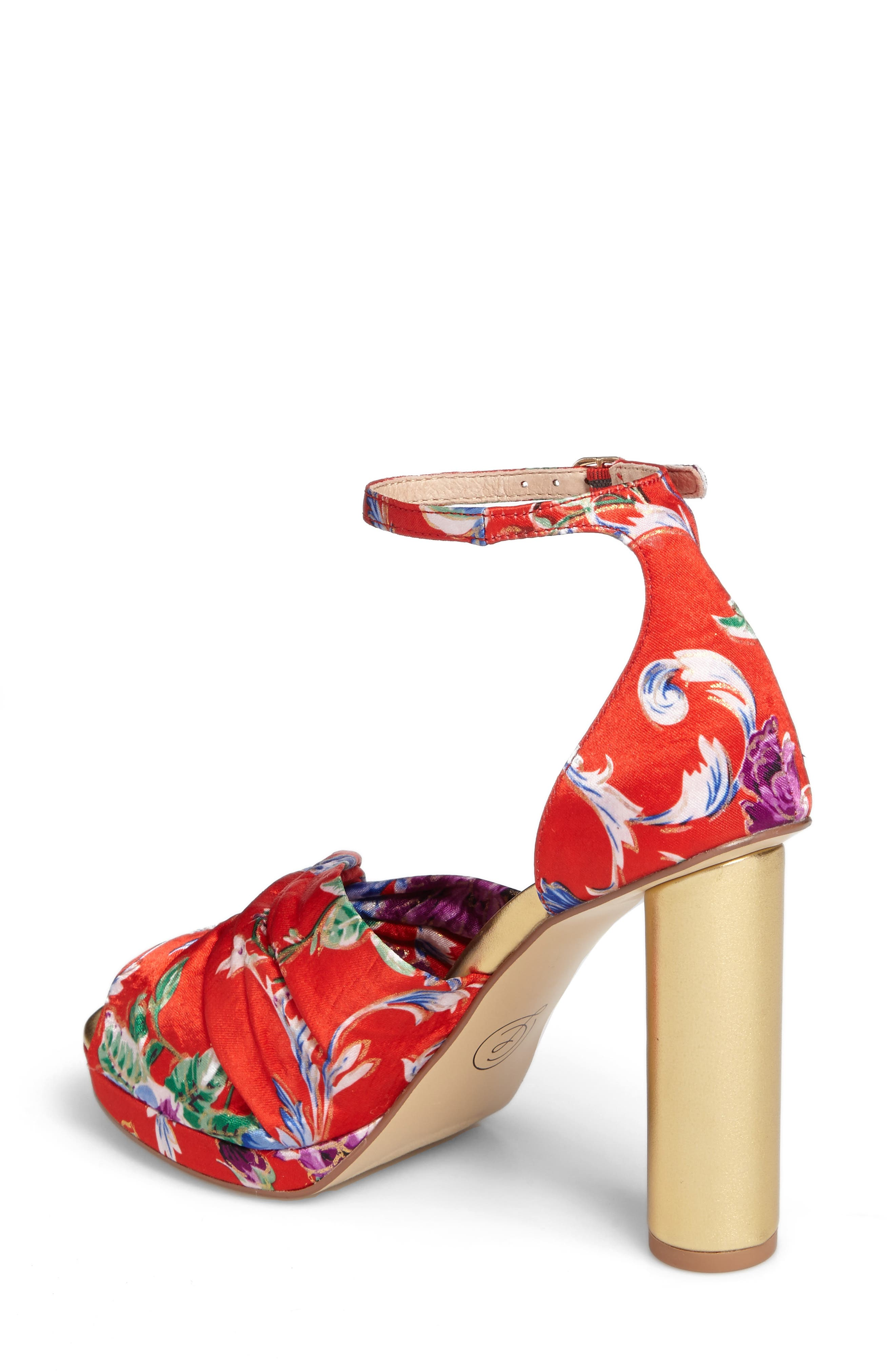 Alternate Image 2  - Chinese Laundry Flory Knotted Sandal (Women)