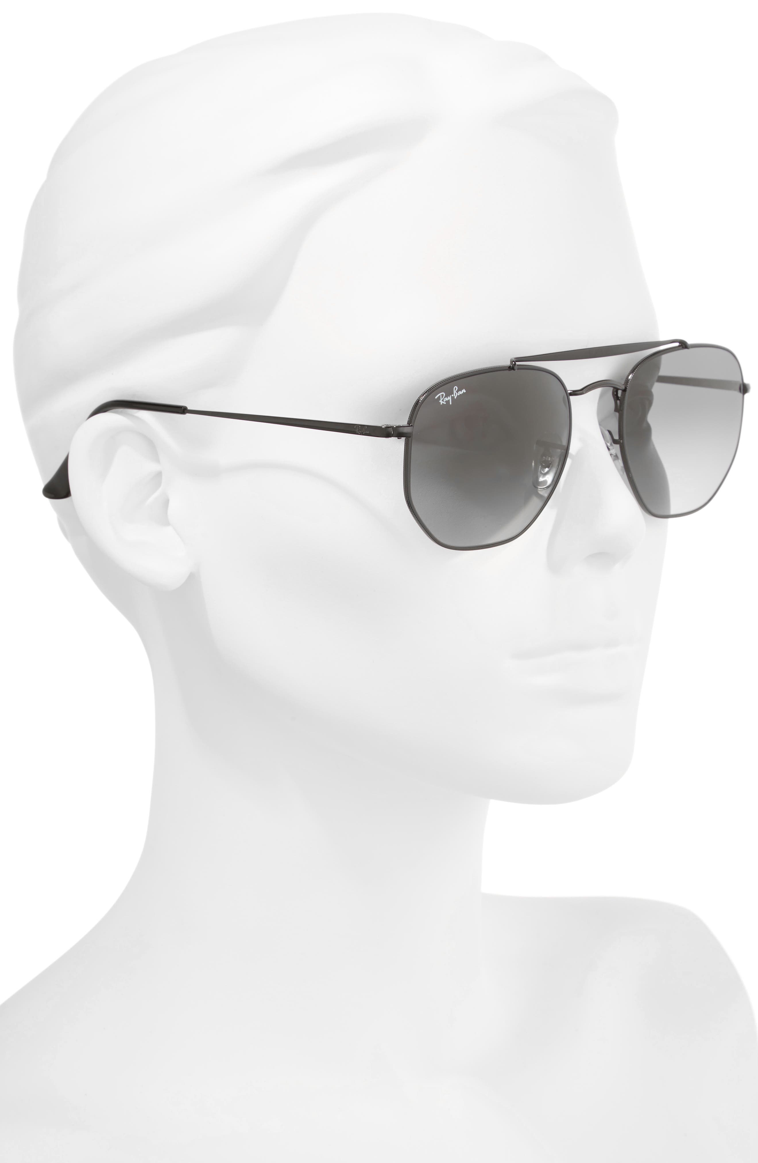 Alternate Image 2  - Ray-Ban 54mm Gradient Sunglasses