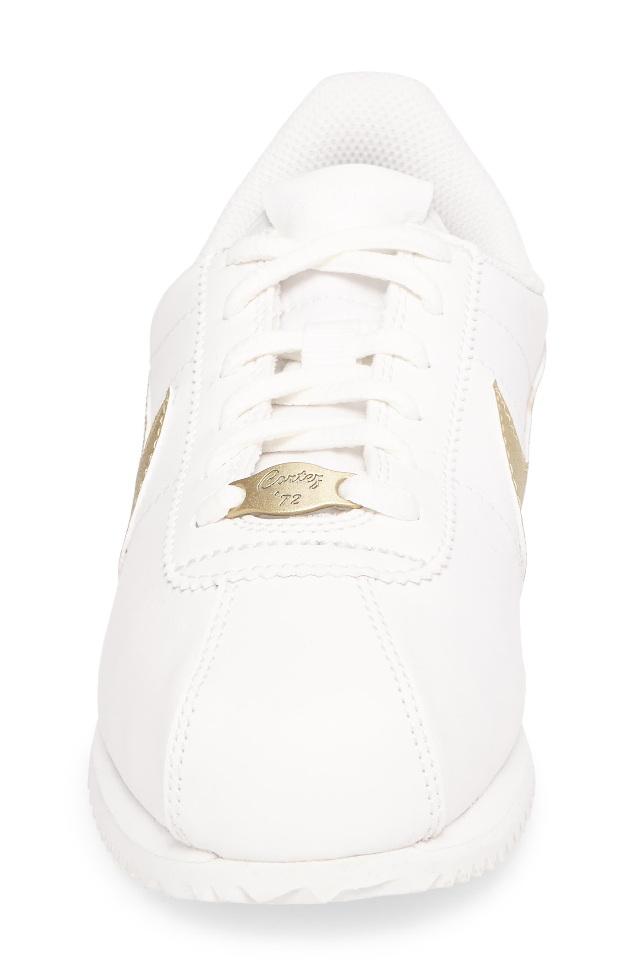Alternate Image 4  - Nike Cortez Basic SL Sneaker (Toddler, Little Kid & Big Kid)