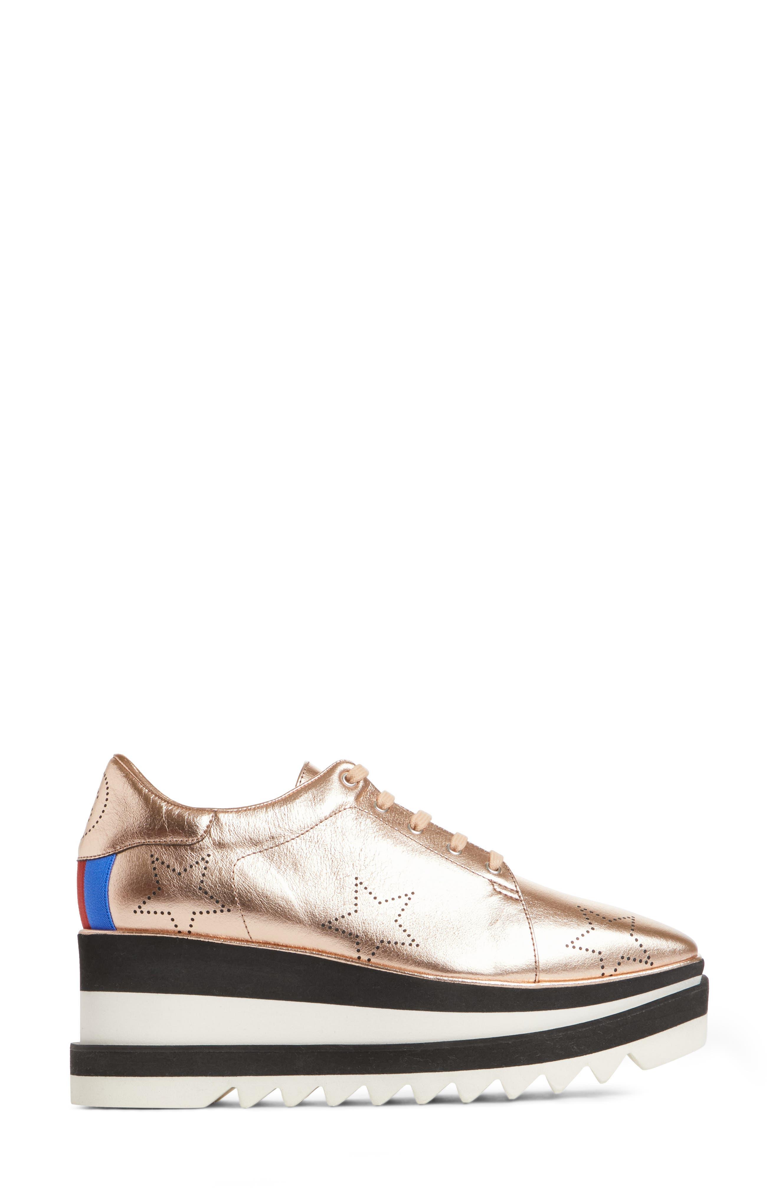 Alternate Image 3  - Stella McCartney Elyse Platform Sneaker (Women)