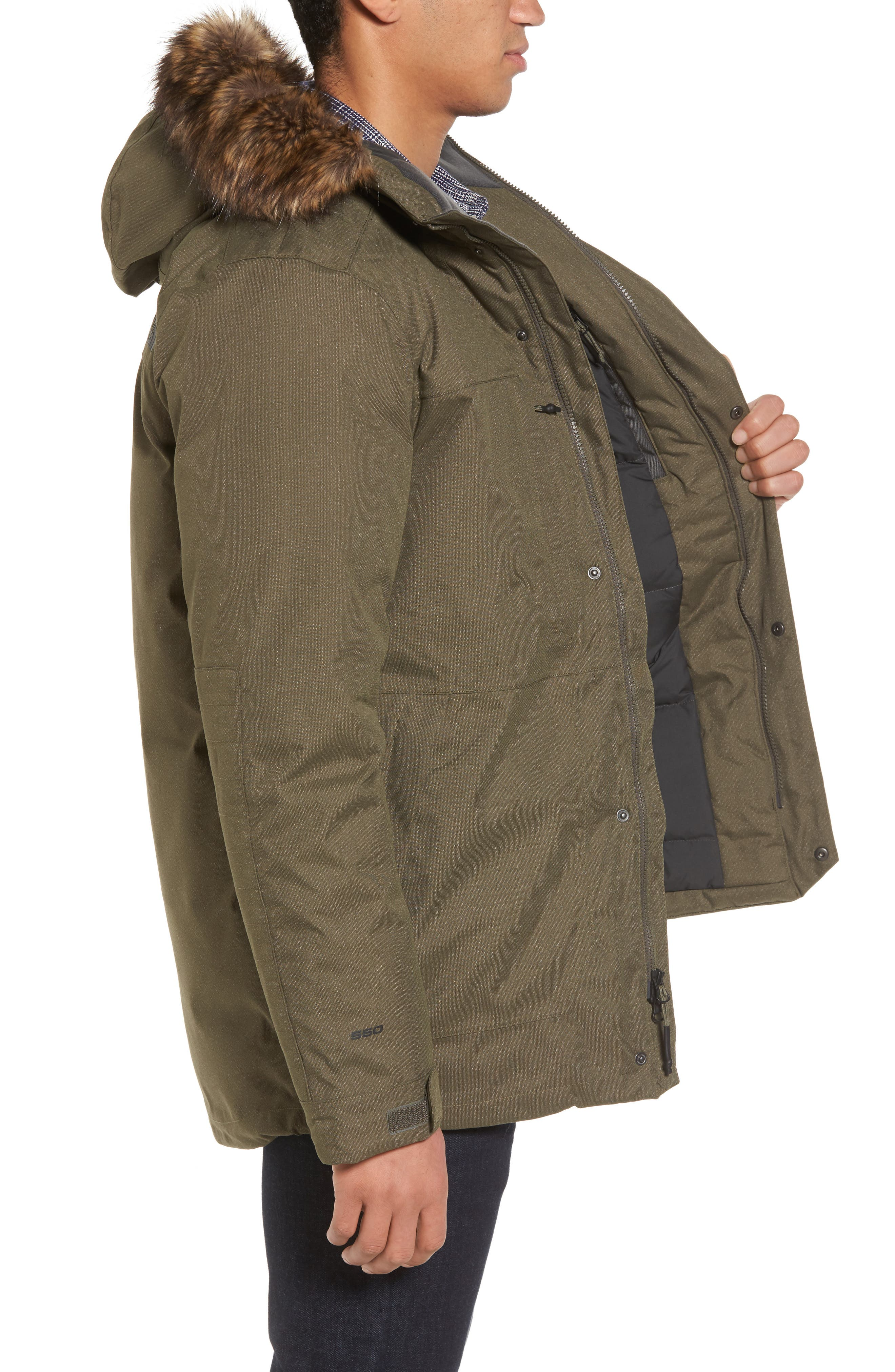 Alternate Image 3  - The North Face Outer Boroughs Waterproof Parka