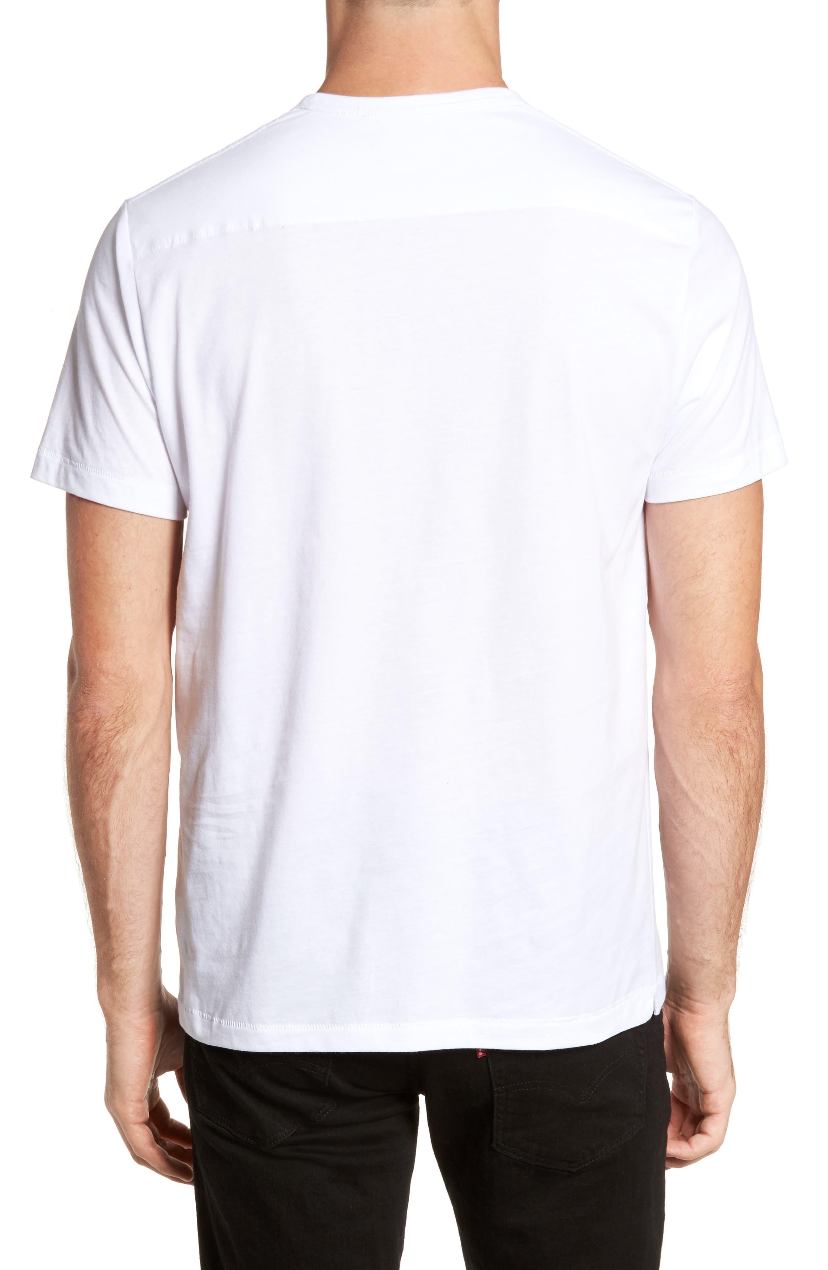 Alternate Image 2  - French Connection Égalité Regular Fit Graphic T-Shirt