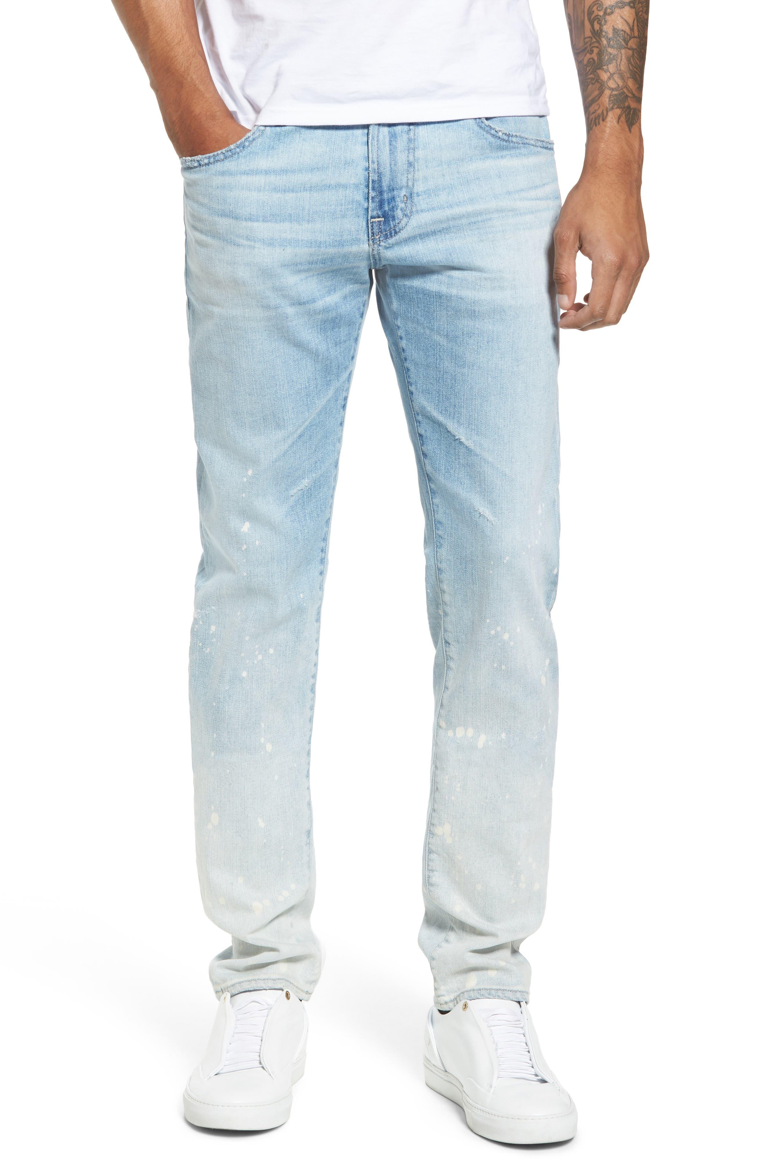 Dylan Slim Skinny Fit Jeans,                             Main thumbnail 1, color,                             23 Years Oceanside