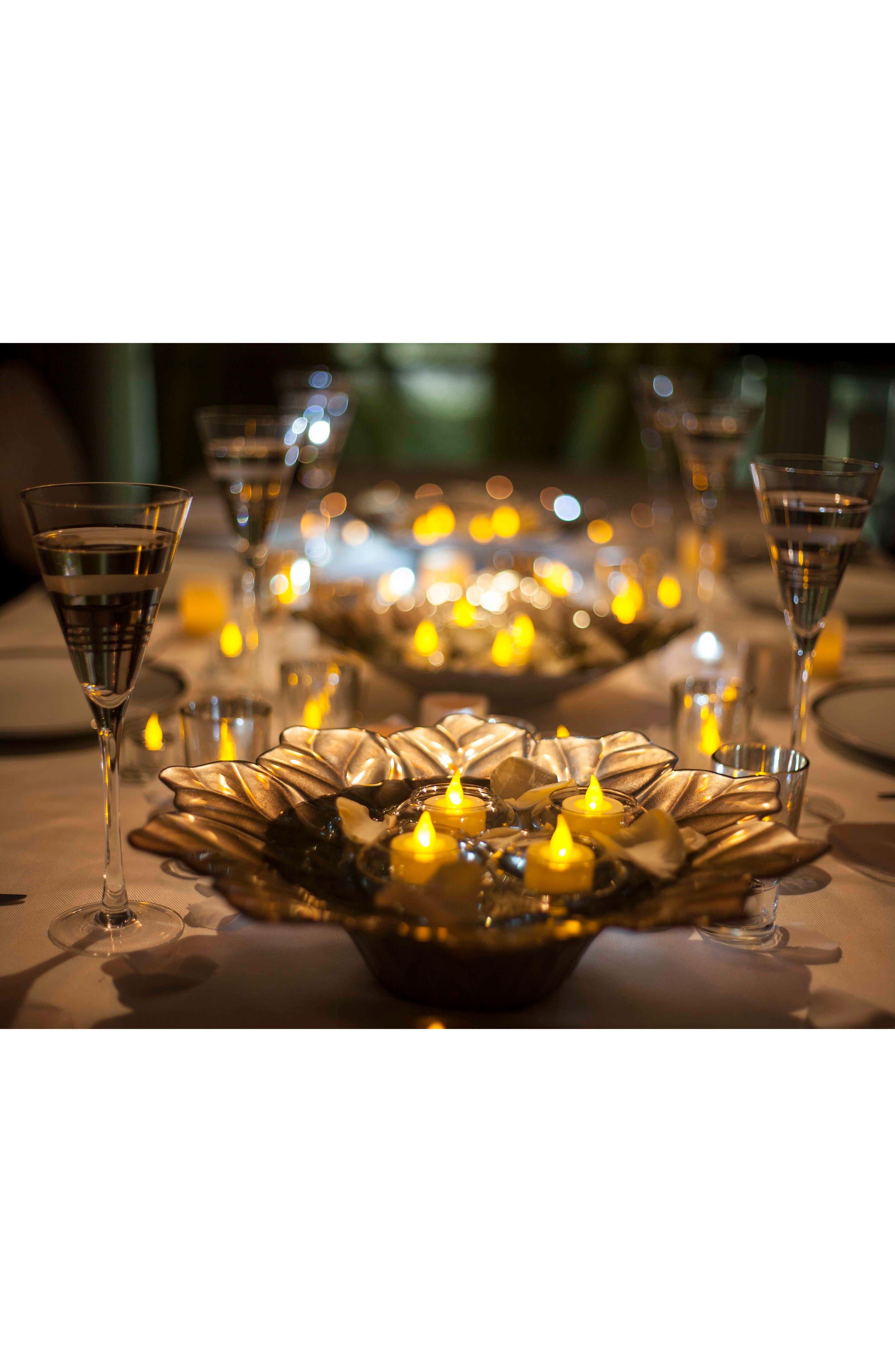 Alternate Image 3  - Amazing Flameless Candle Set of 12 Flameless Tea Lights