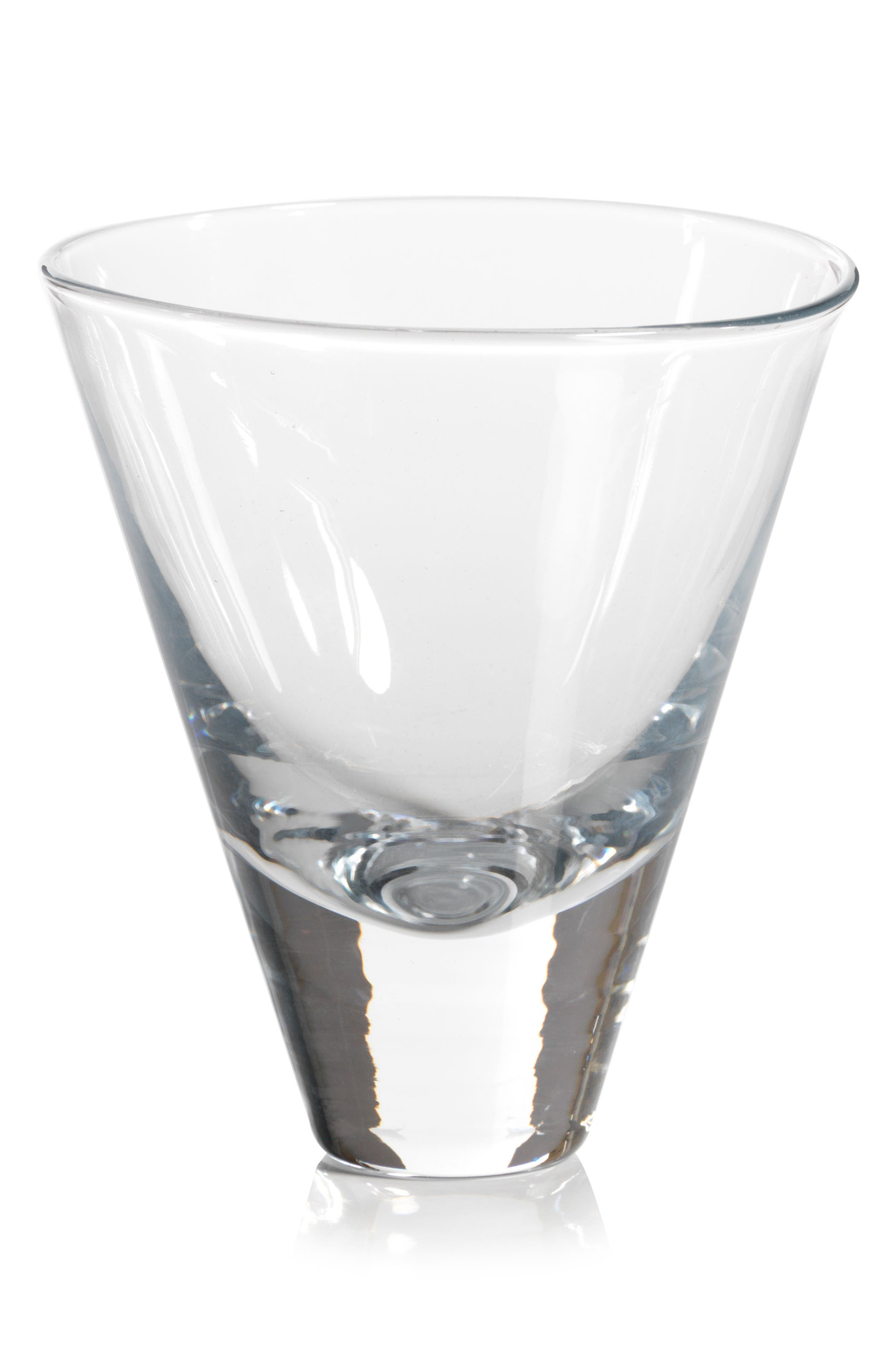 Anatole Set of 4 Cocktail Glasses,                             Main thumbnail 1, color,                             Clear