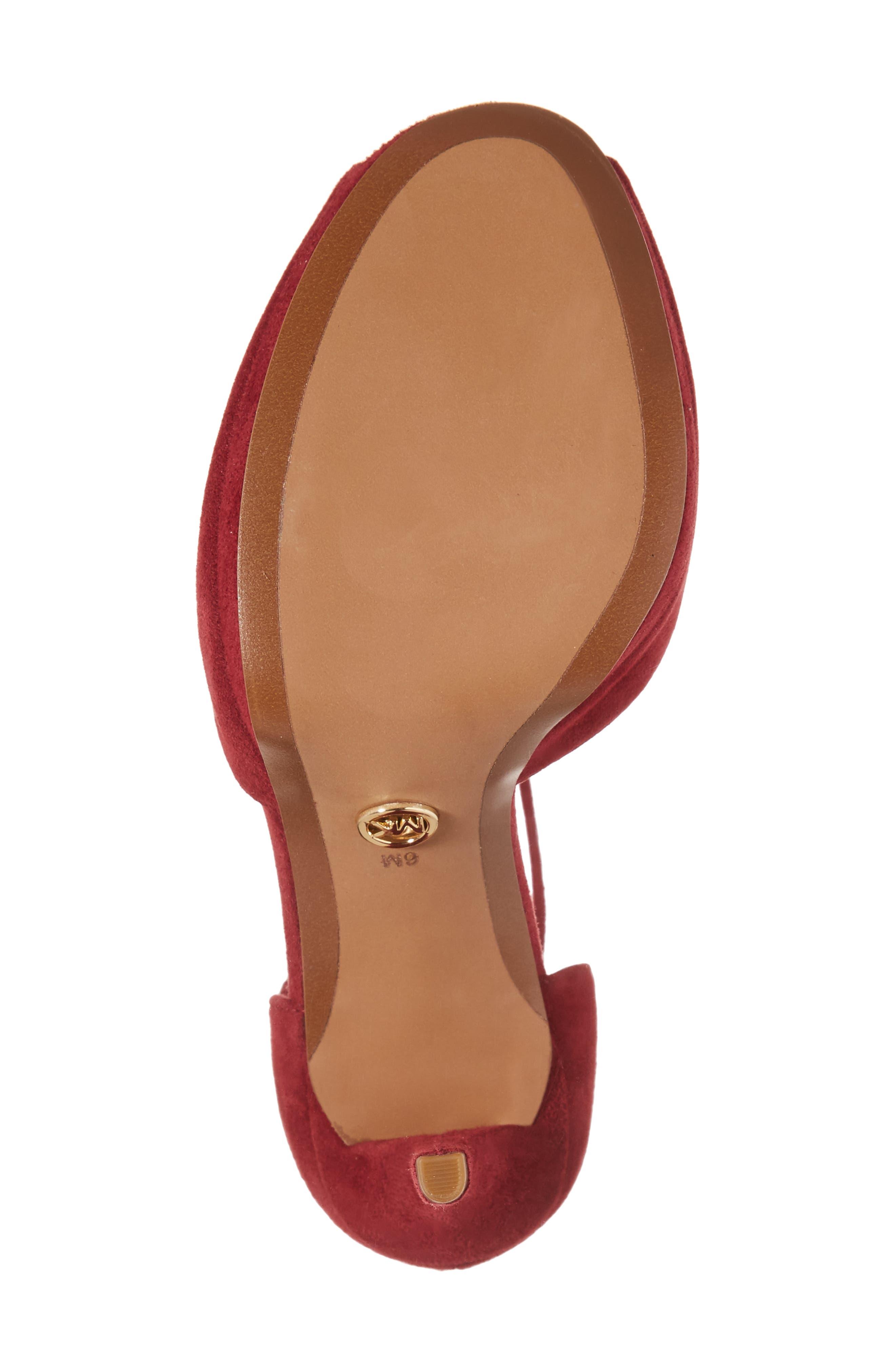 Alternate Image 6  - MICHAEL Michael Kors Tiegan Sandal (Women)