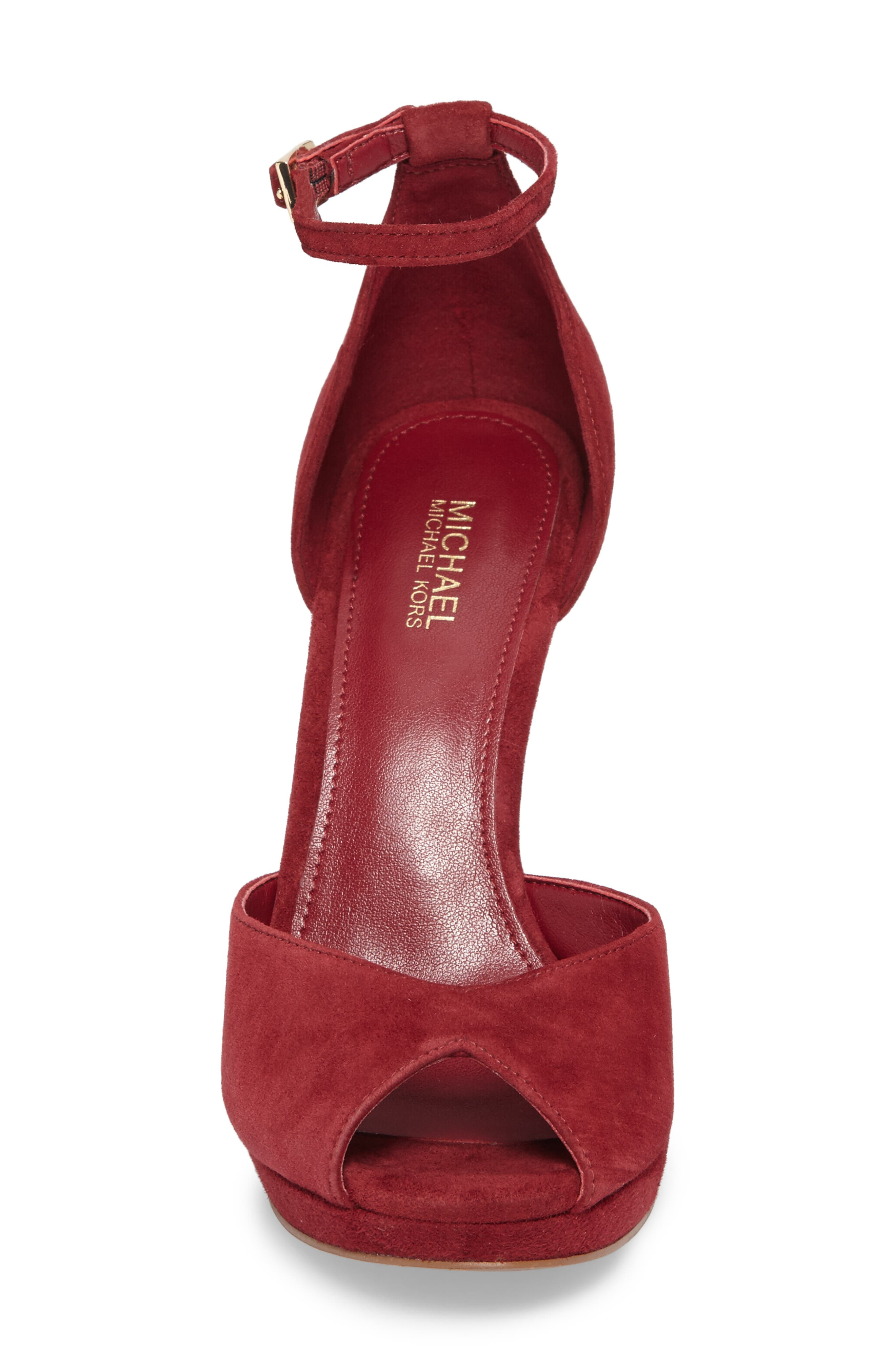 Alternate Image 4  - MICHAEL Michael Kors Tiegan Sandal (Women)