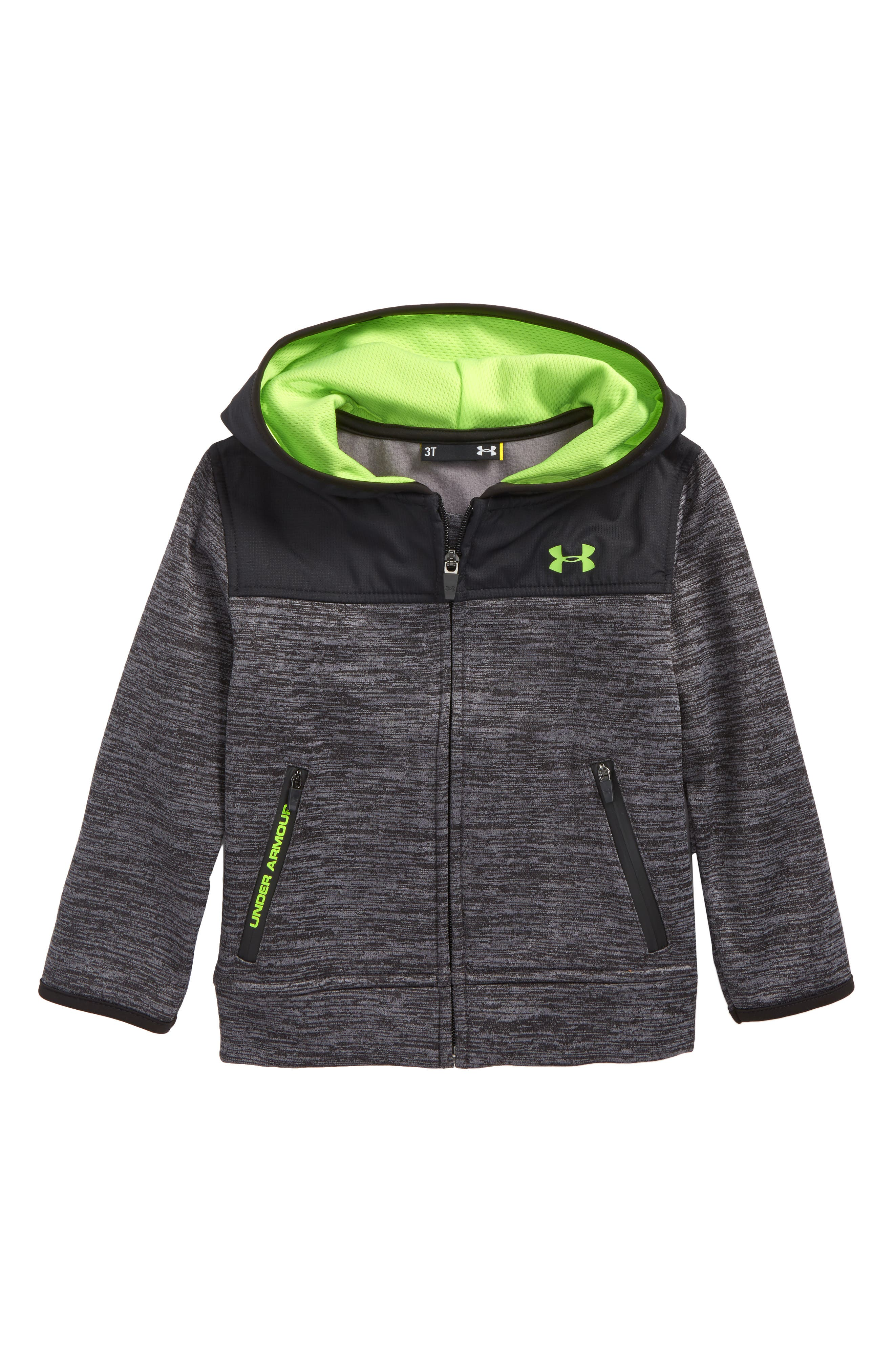 Main Image - Under Armour Altitude Hoodie (Toddler Boys & Little Boys)
