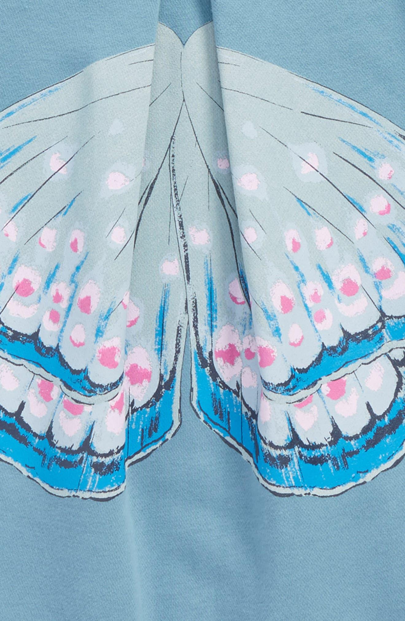 Alternate Image 3  - Tea Collection Fairy Wings Pullover (Toddler Girls, Little Girls & Big Girls)
