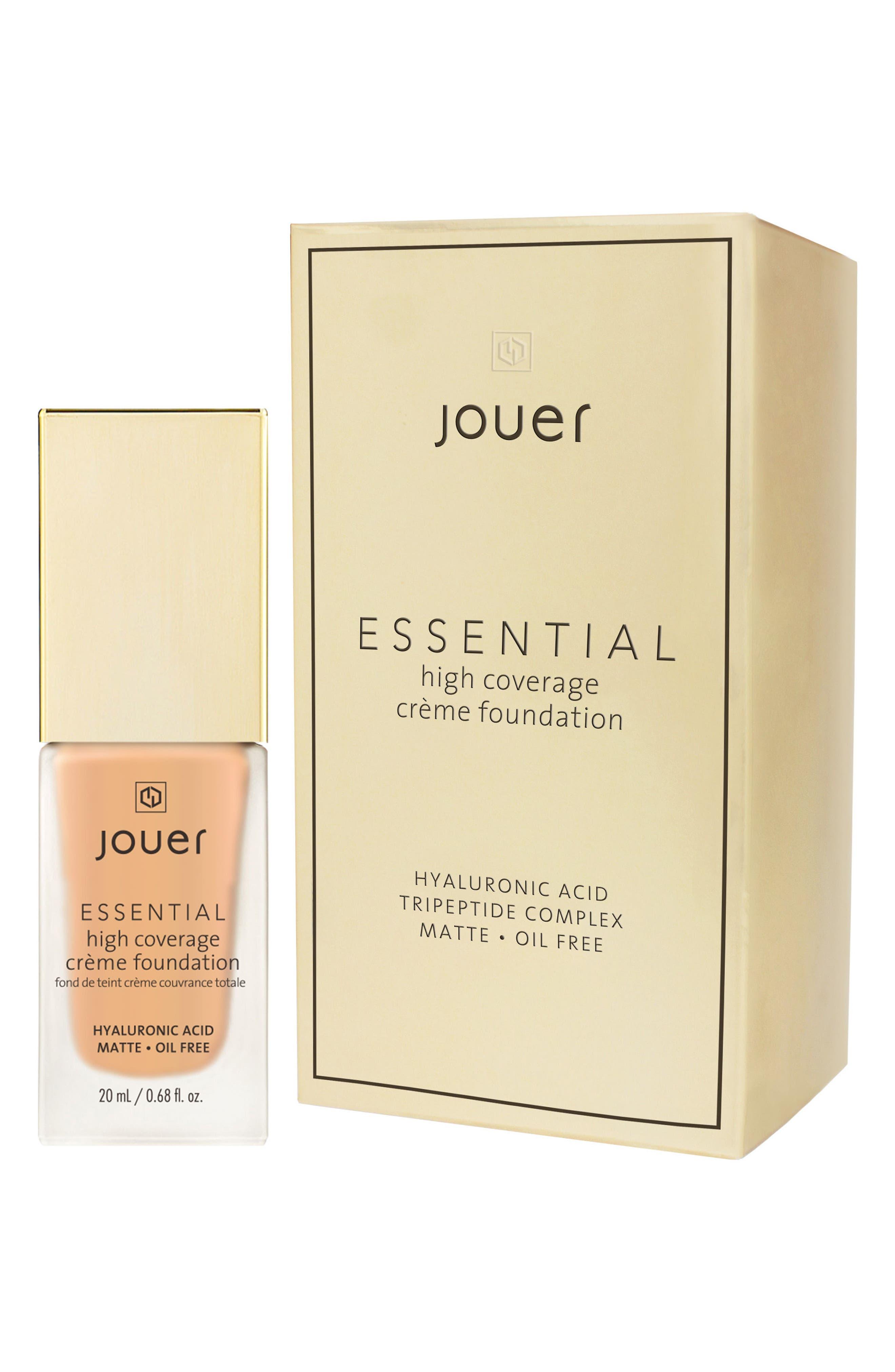 Alternate Image 3  - Jouer Essential High Coverage Crème Foundation