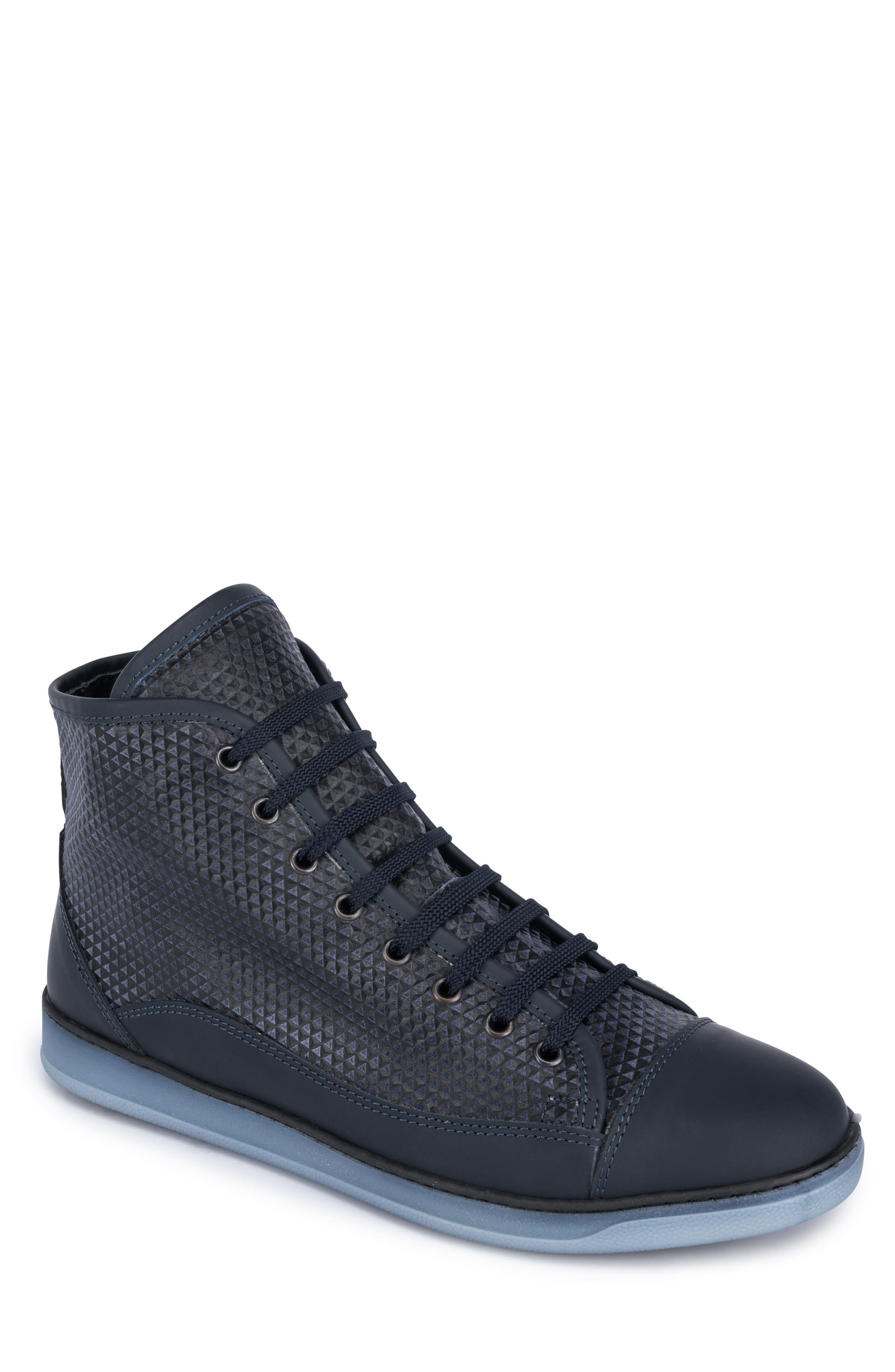 Treviso Sneaker,                             Main thumbnail 1, color,                             Indaco