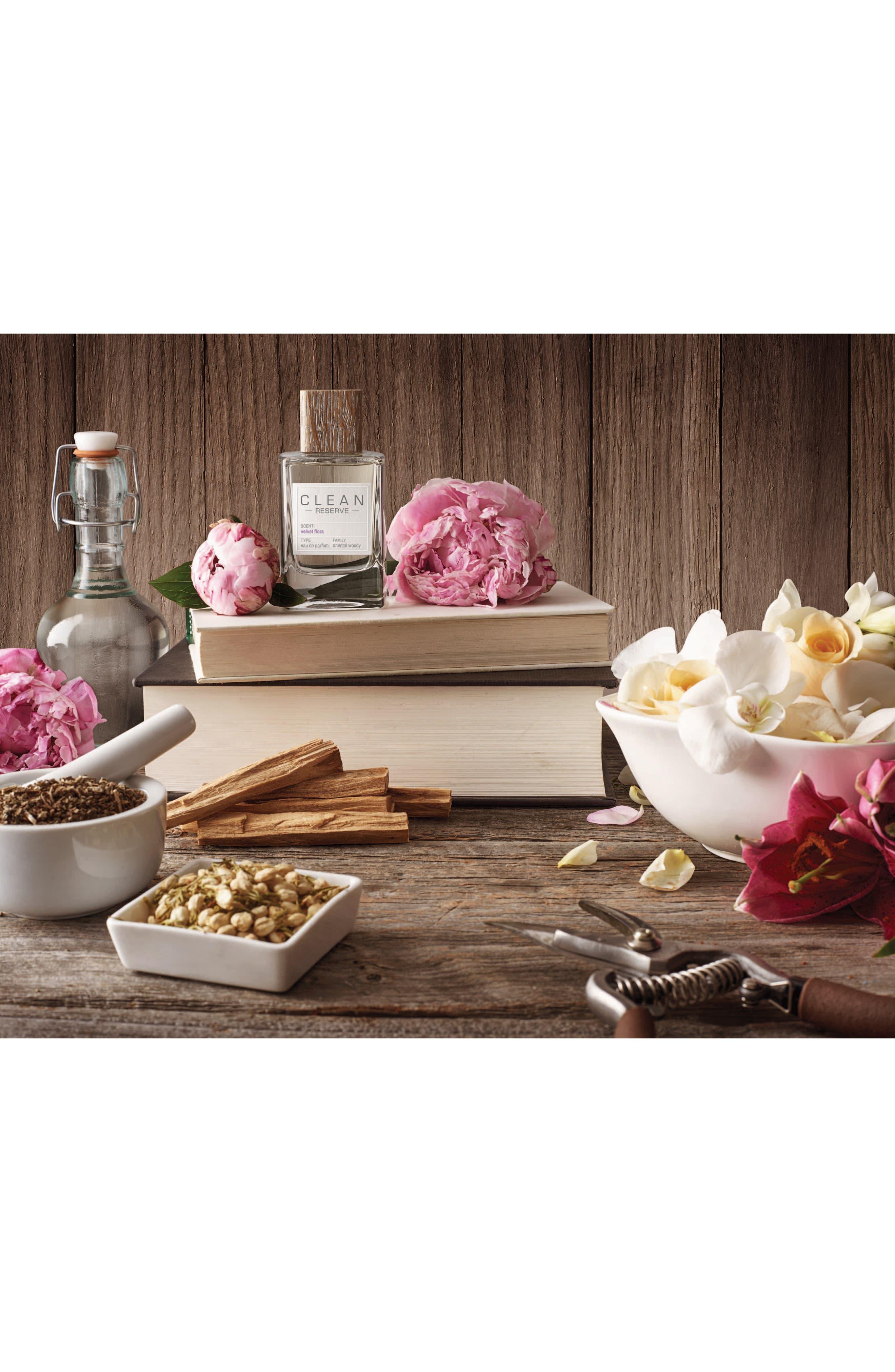 Alternate Image 3  - Clean Reserve Velvet Flora Eau de Parfum