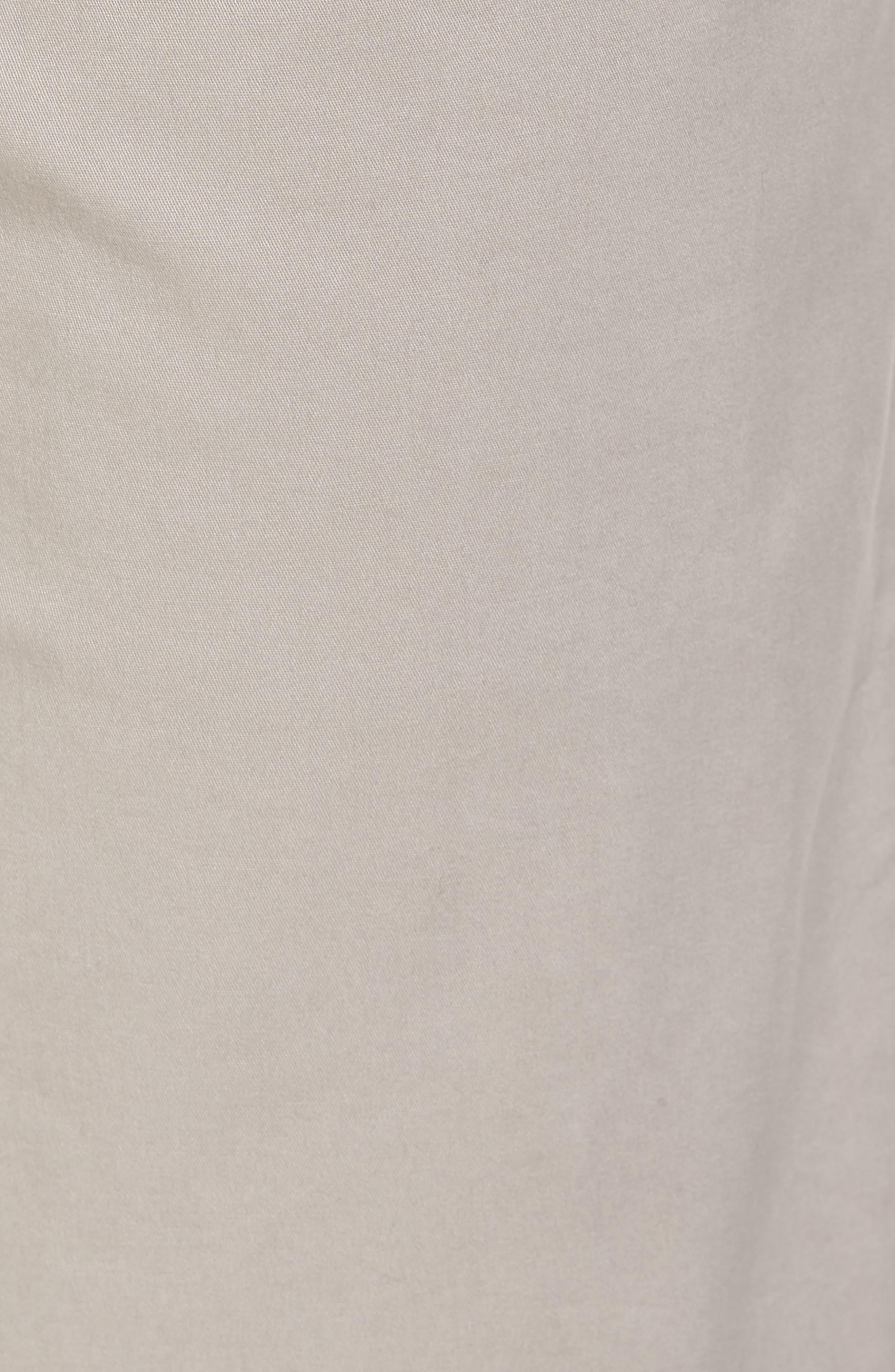 Alternate Image 5  - 7 Diamonds Slim Fit Brushed Twill Shorts