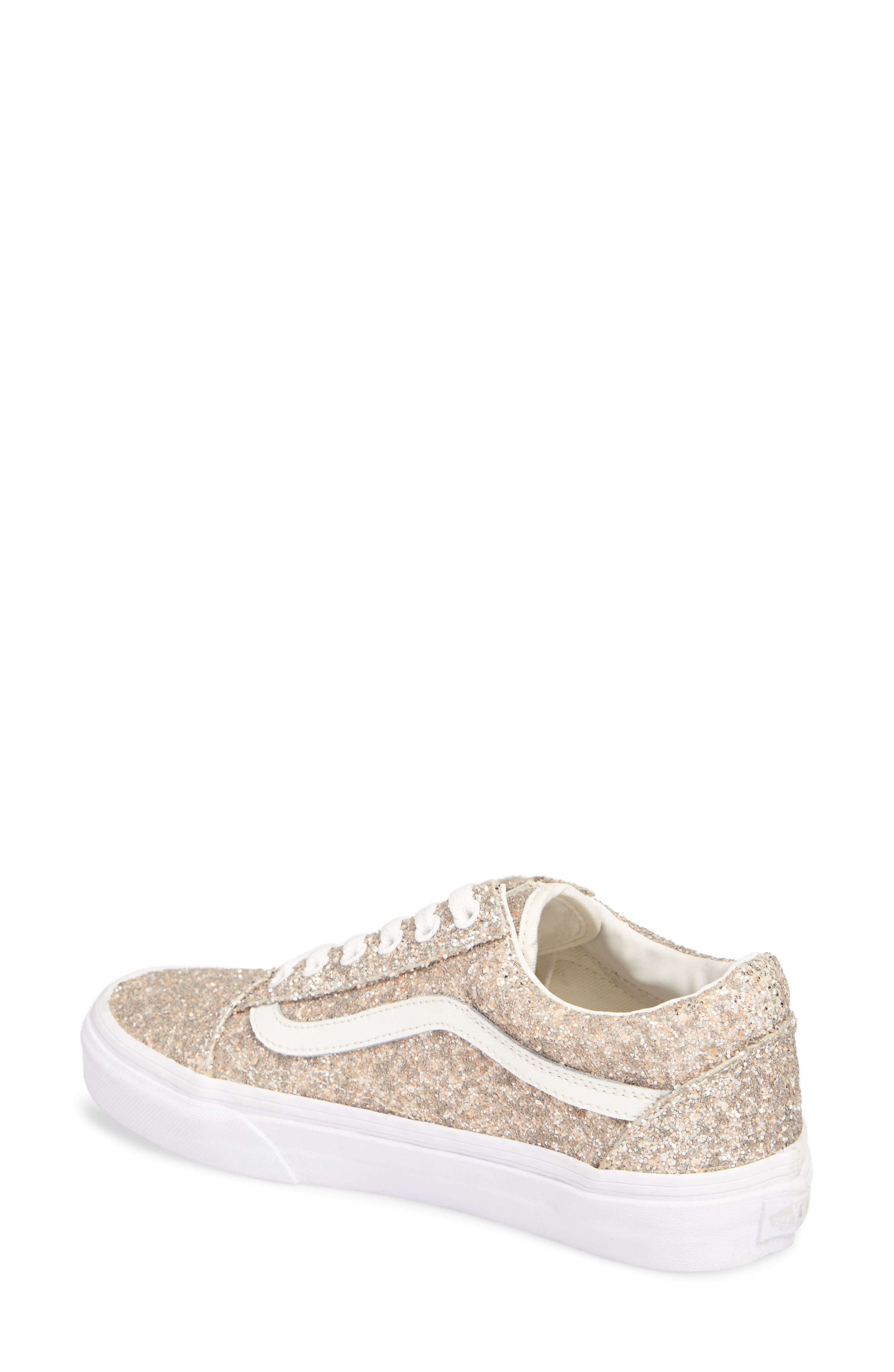 Alternate Image 2  - Vans Old Skool Sneaker (Women)