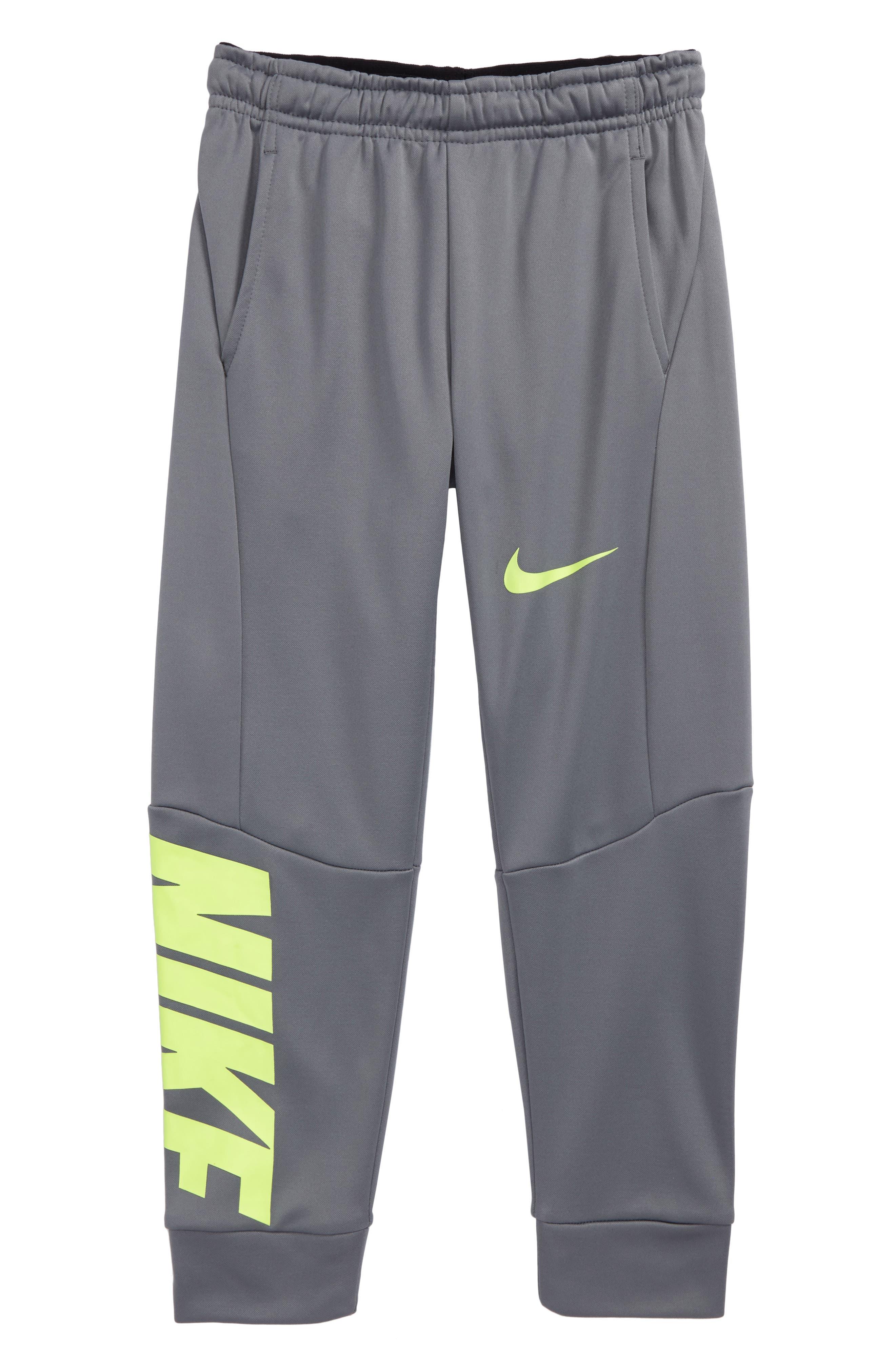 Nike Therma-FIT GFX Fleece Jogger Pants (Toddler Boys & Little Boys)