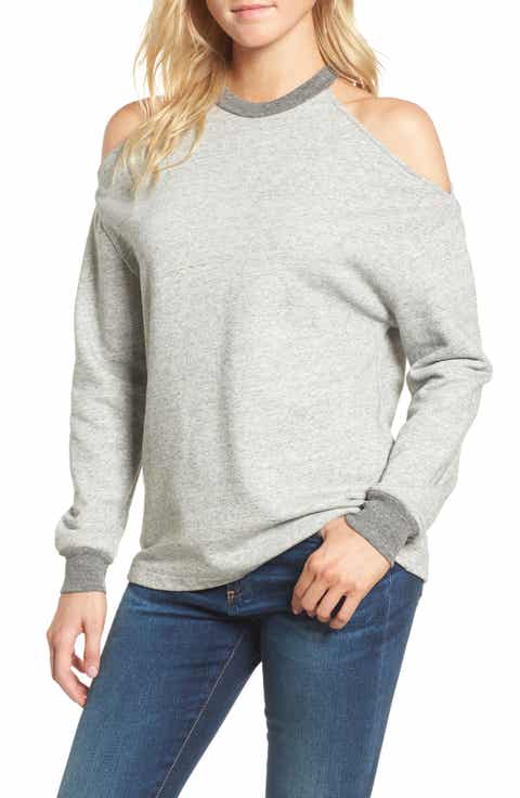AG Gizi Cold Shoulder Sweatshirt