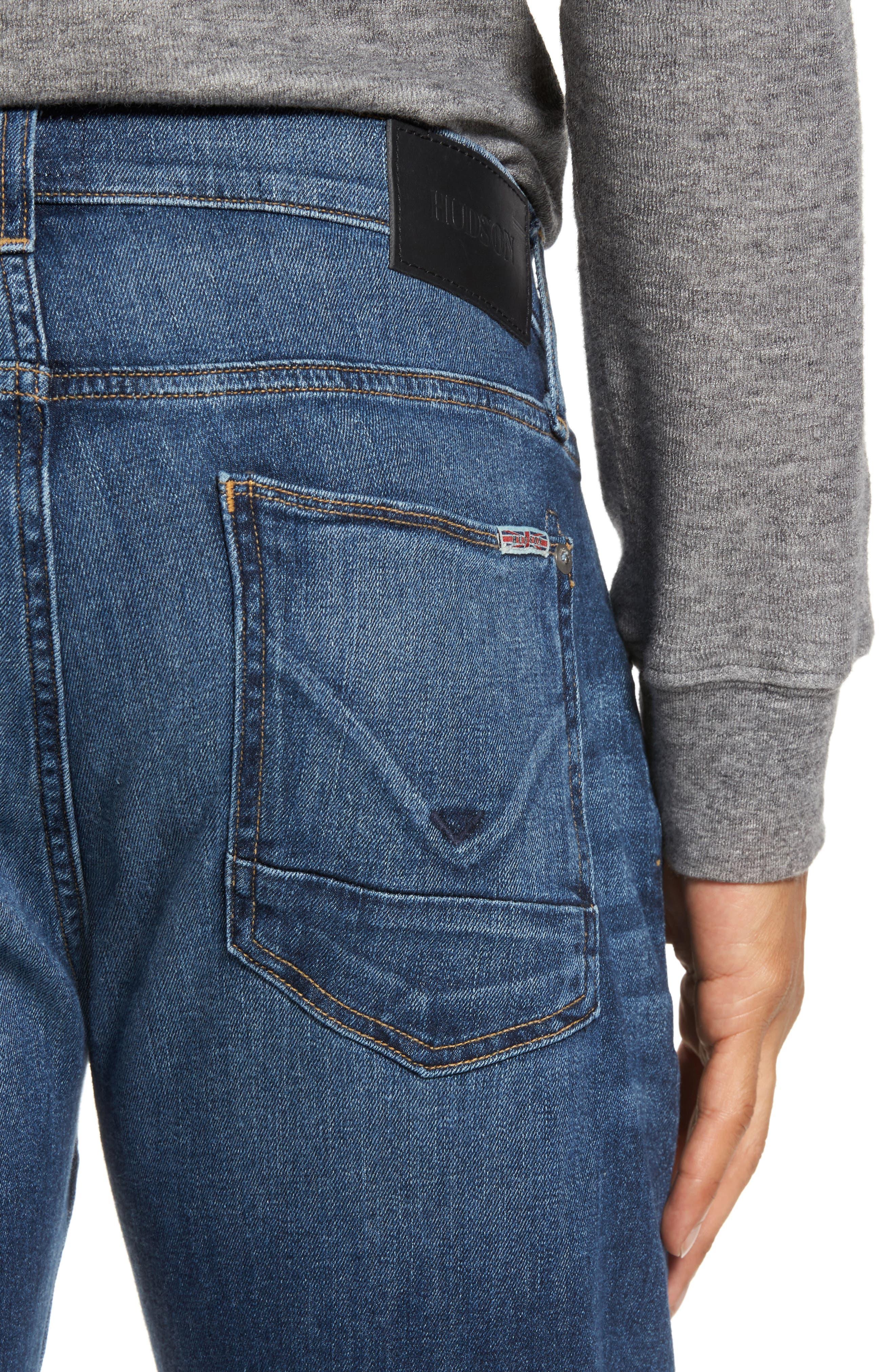 Blake Slim Fit Jeans,                             Alternate thumbnail 4, color,                             Calloway