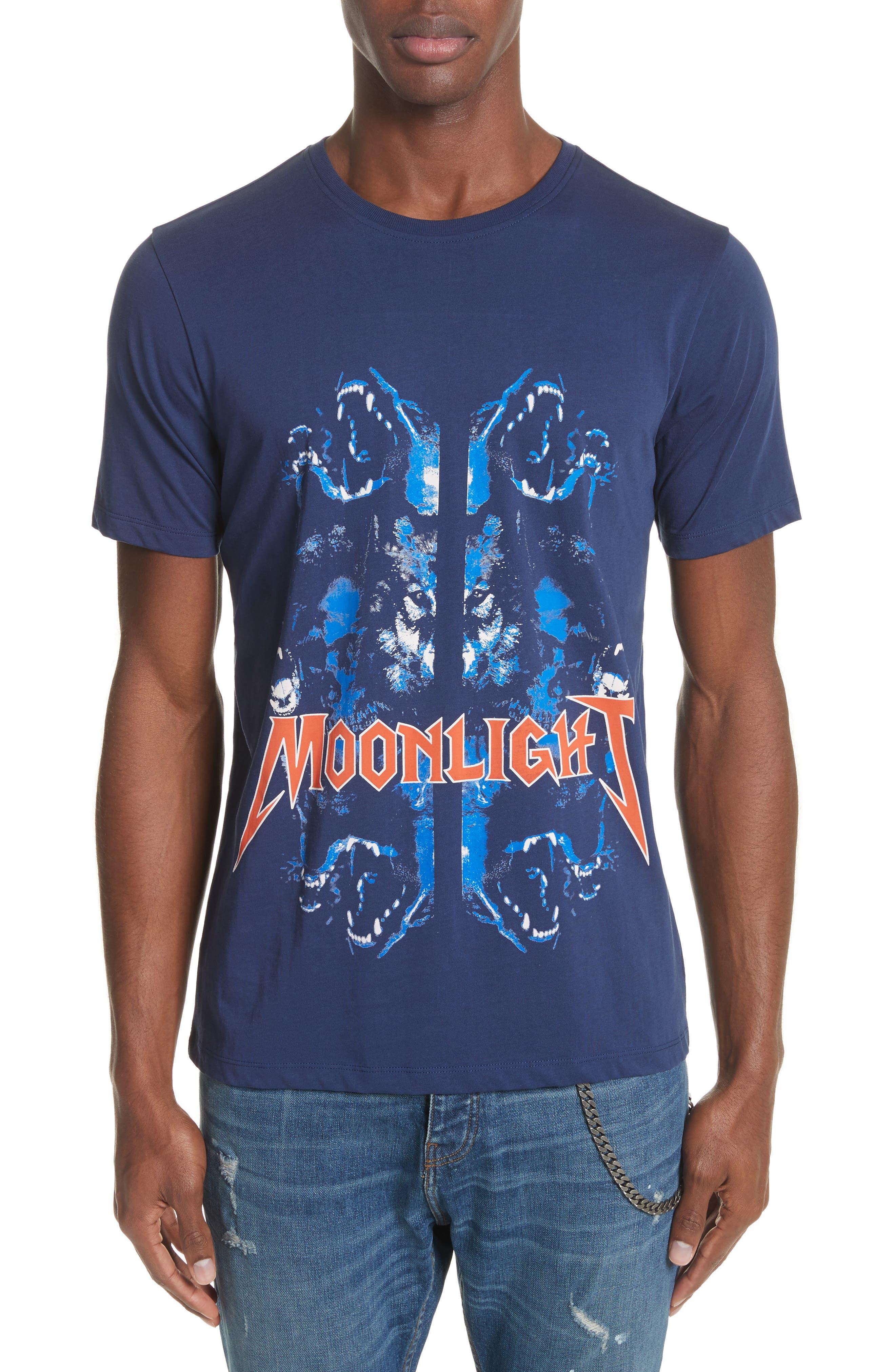 The Kooples Moonlight Graphic T-Shirt