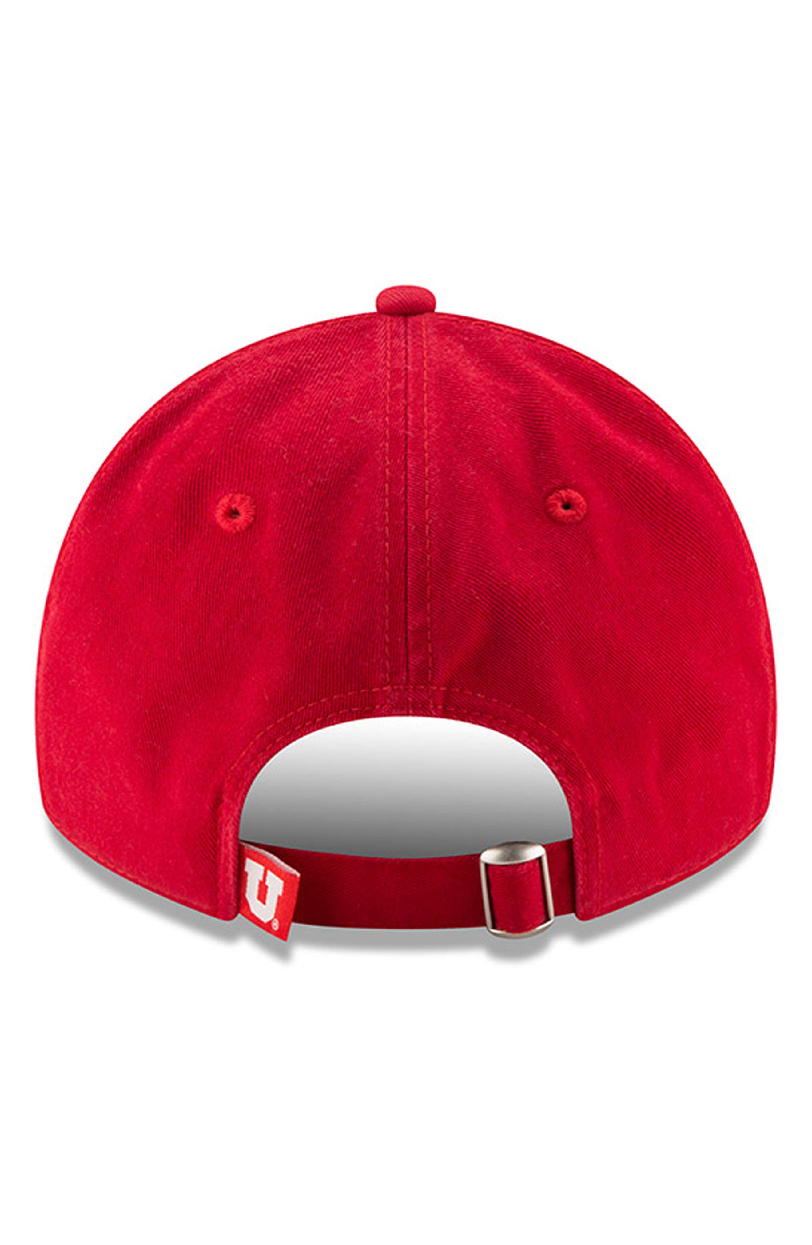 Alternate Image 2  - New Era Collegiate Core Classic - Utah Utes Baseball Cap