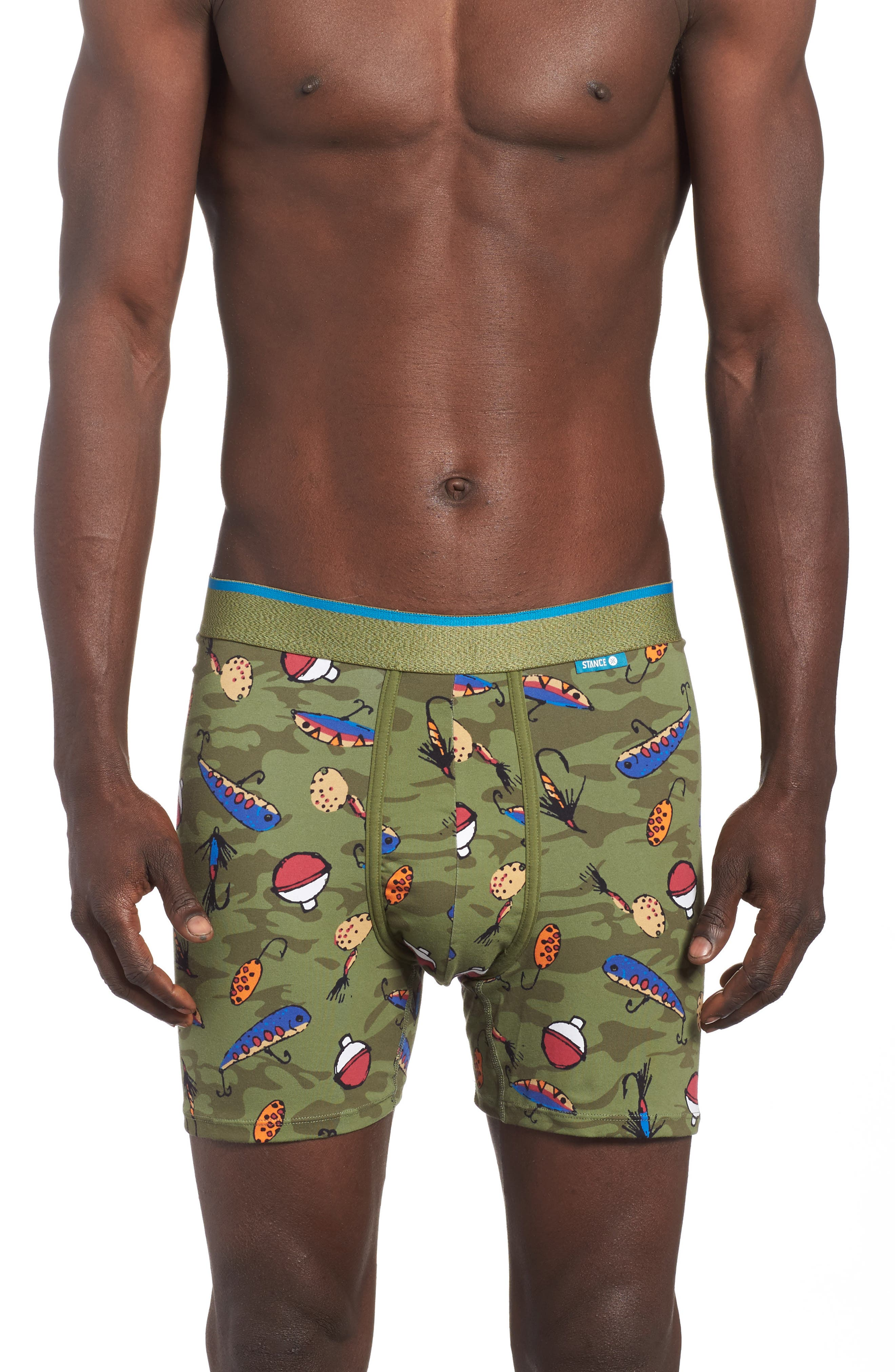 Alternate Image 1 Selected - Stance Bait & Tackle Boxer Briefs