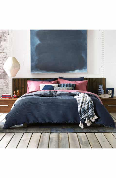 sham vintage on by plaid cover full set duvet comforter hilfiger navy bath hautelook bed pin tommy queen