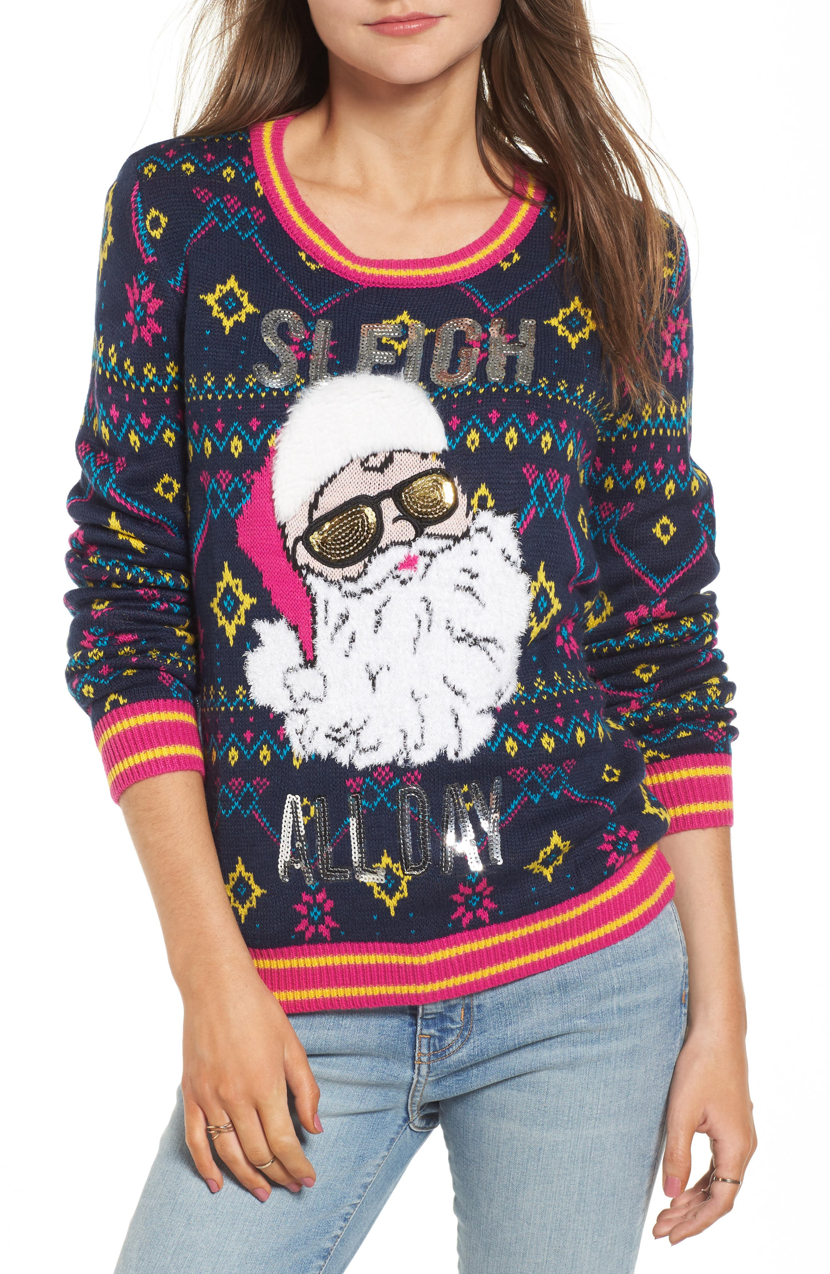 Ten Sixty Sherman Sleigh All Day Sweater