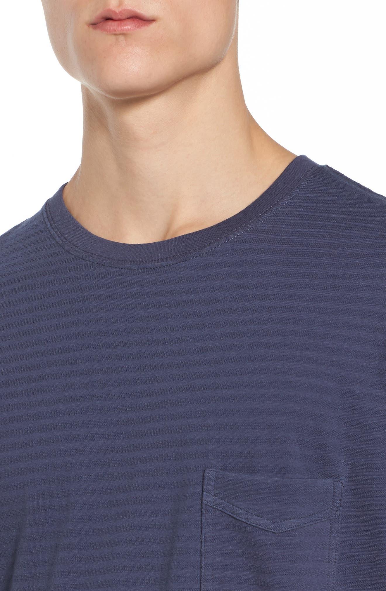 B. Elusive Pocket T-Shirt,                             Alternate thumbnail 4, color,                             Slate