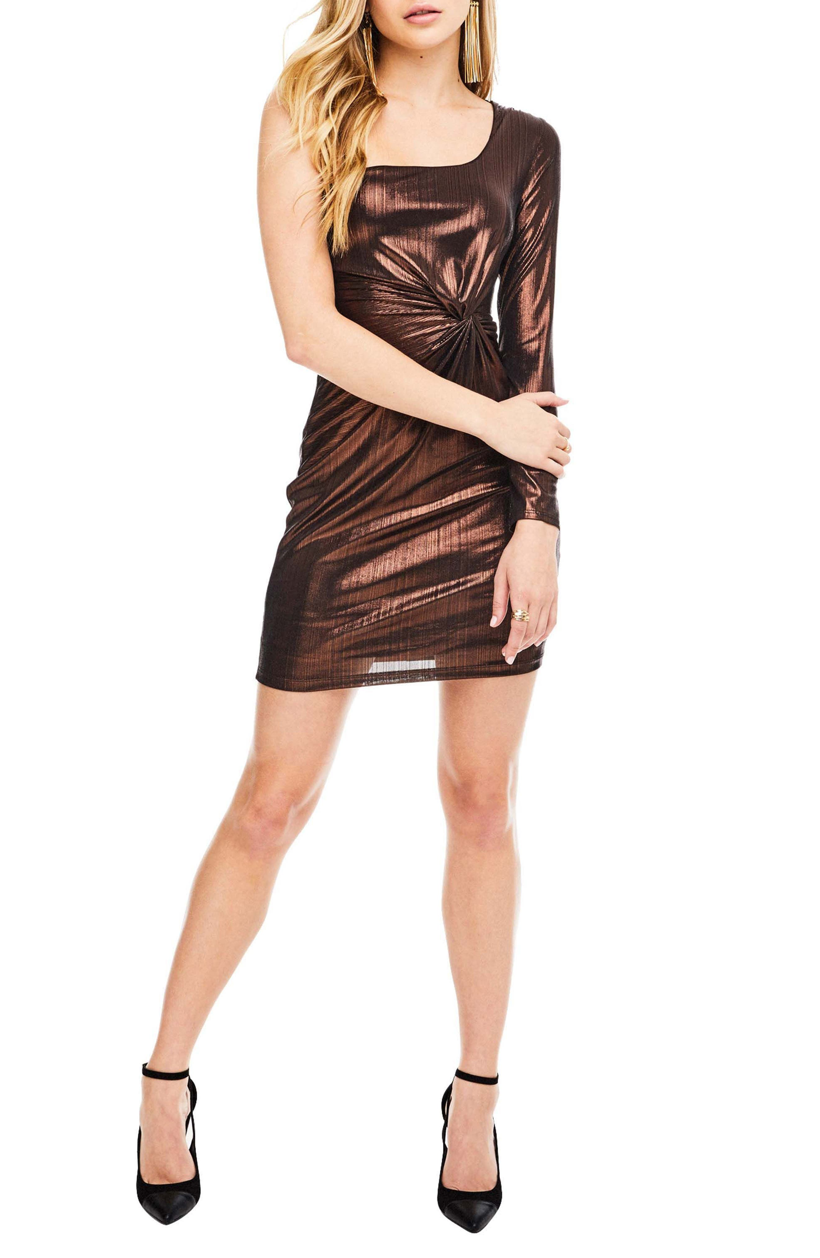 ASTR the Label Silvia Body-Con dress