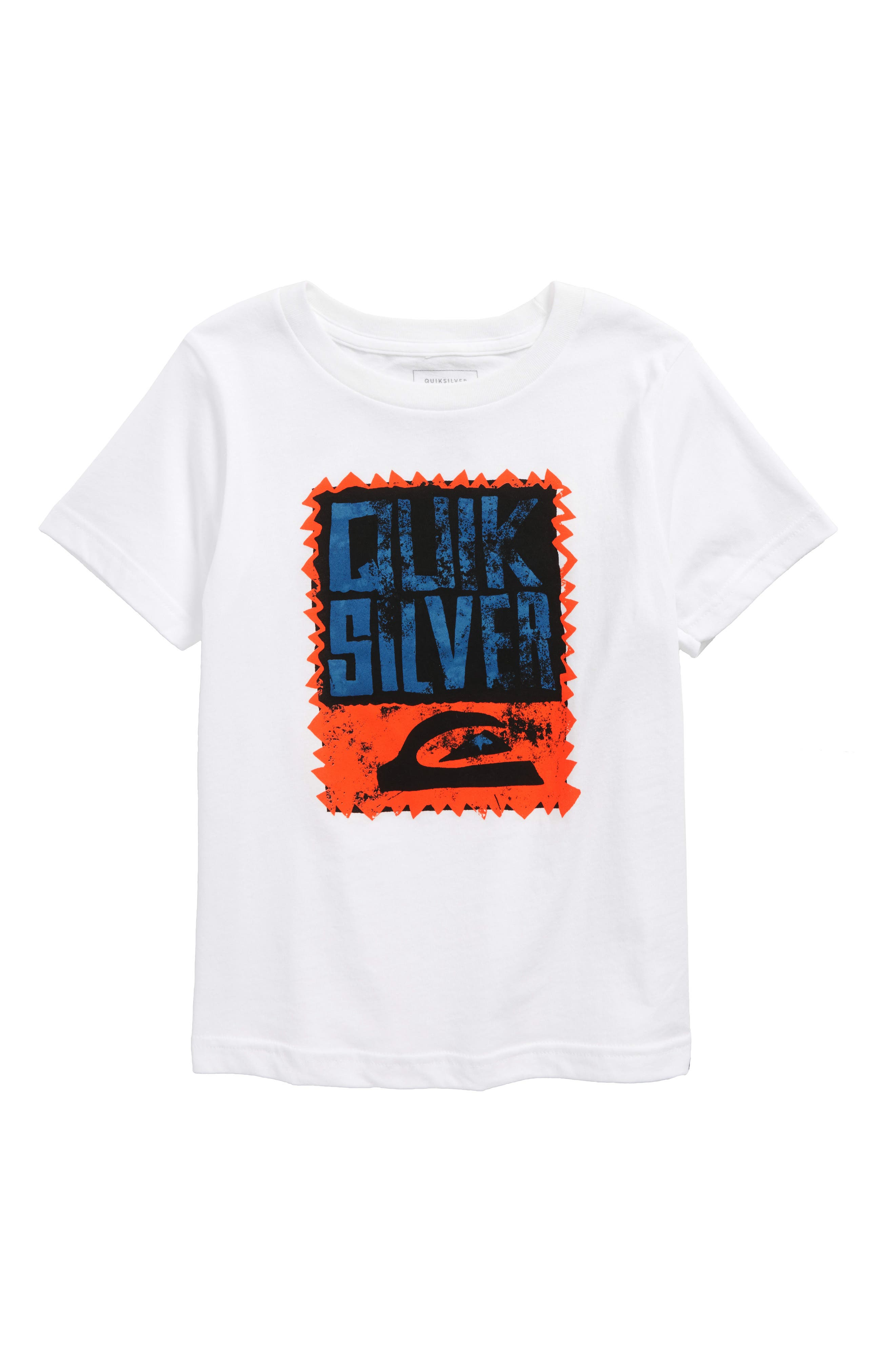Awaken The Vibe Graphic T-Shirt,                         Main,                         color, White