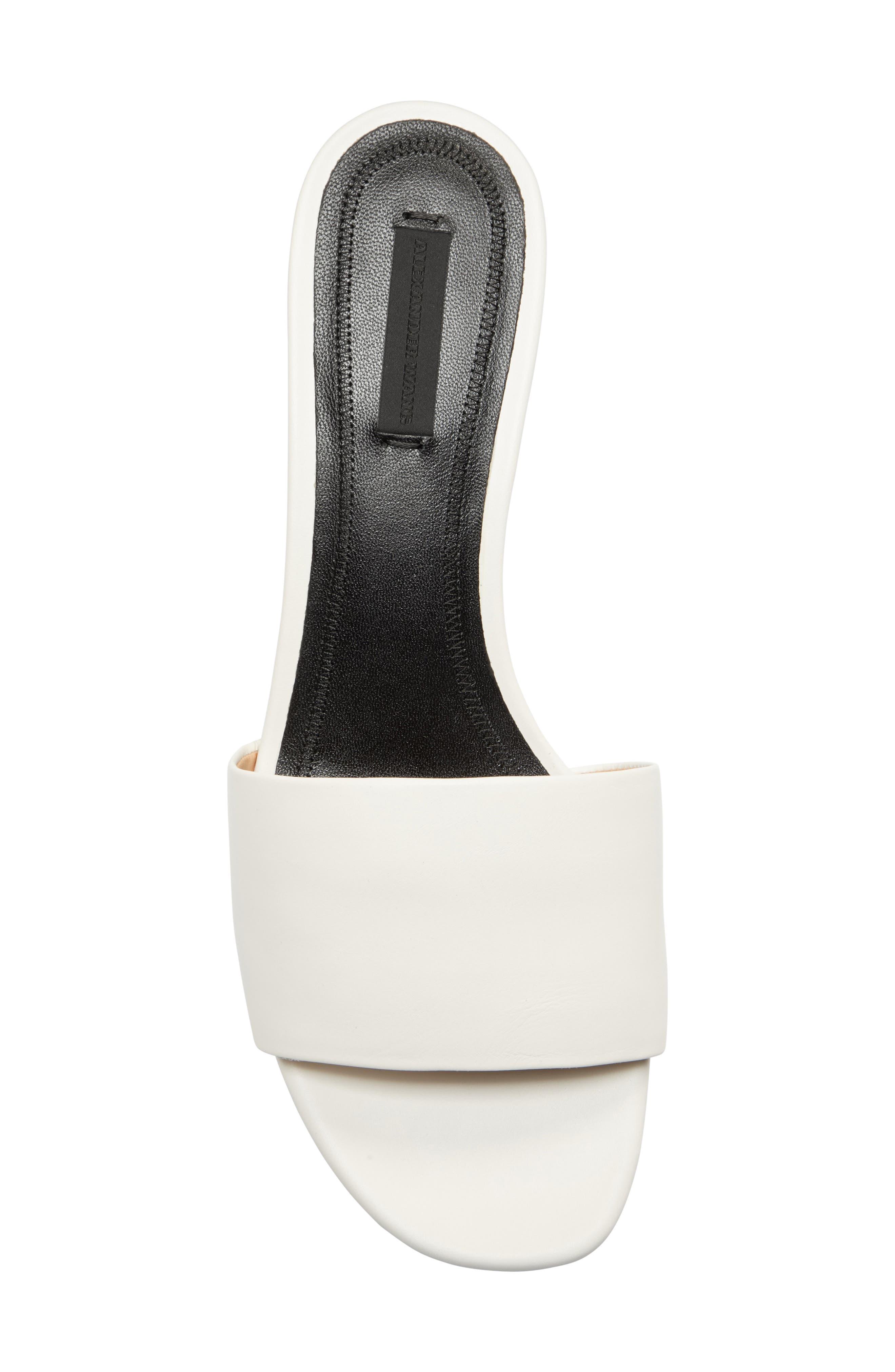 Alternate Image 5  - Alexander Wang Lou Slide Sandal (Women)