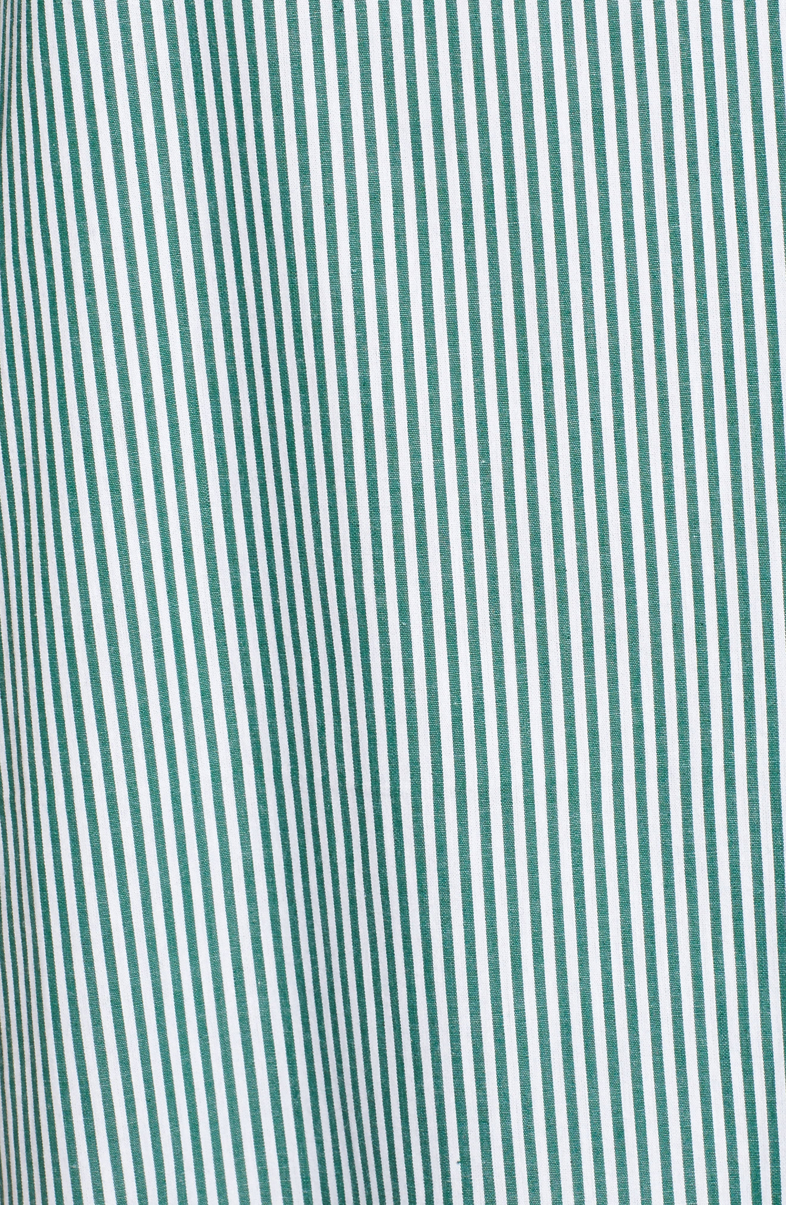 Alternate Image 5  - Soprano Ruffle Cold Shoulder Shift Dress