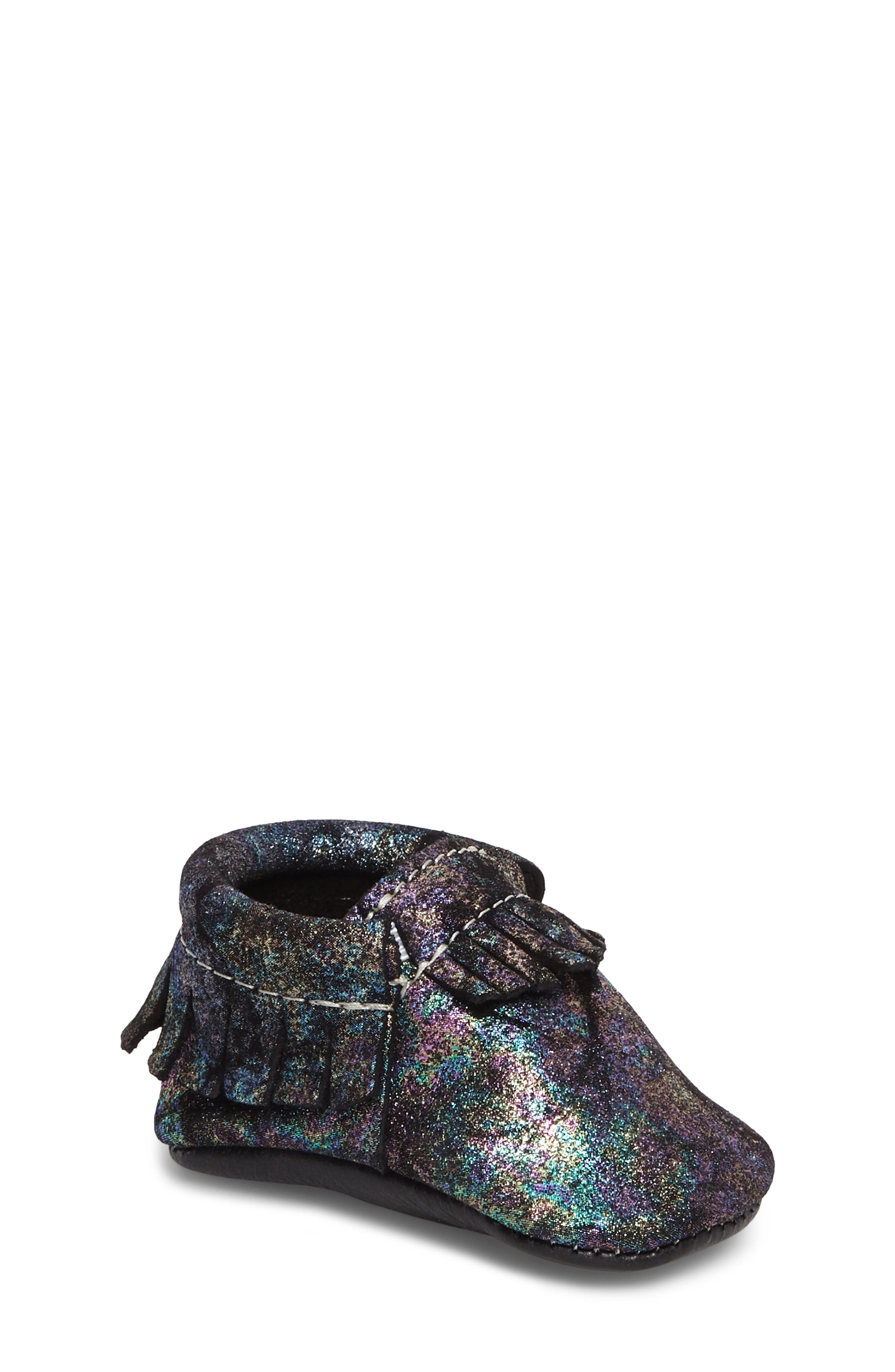 Alternate Image 1 Selected - Freshly Picked Galaxy Moccasin (Baby)