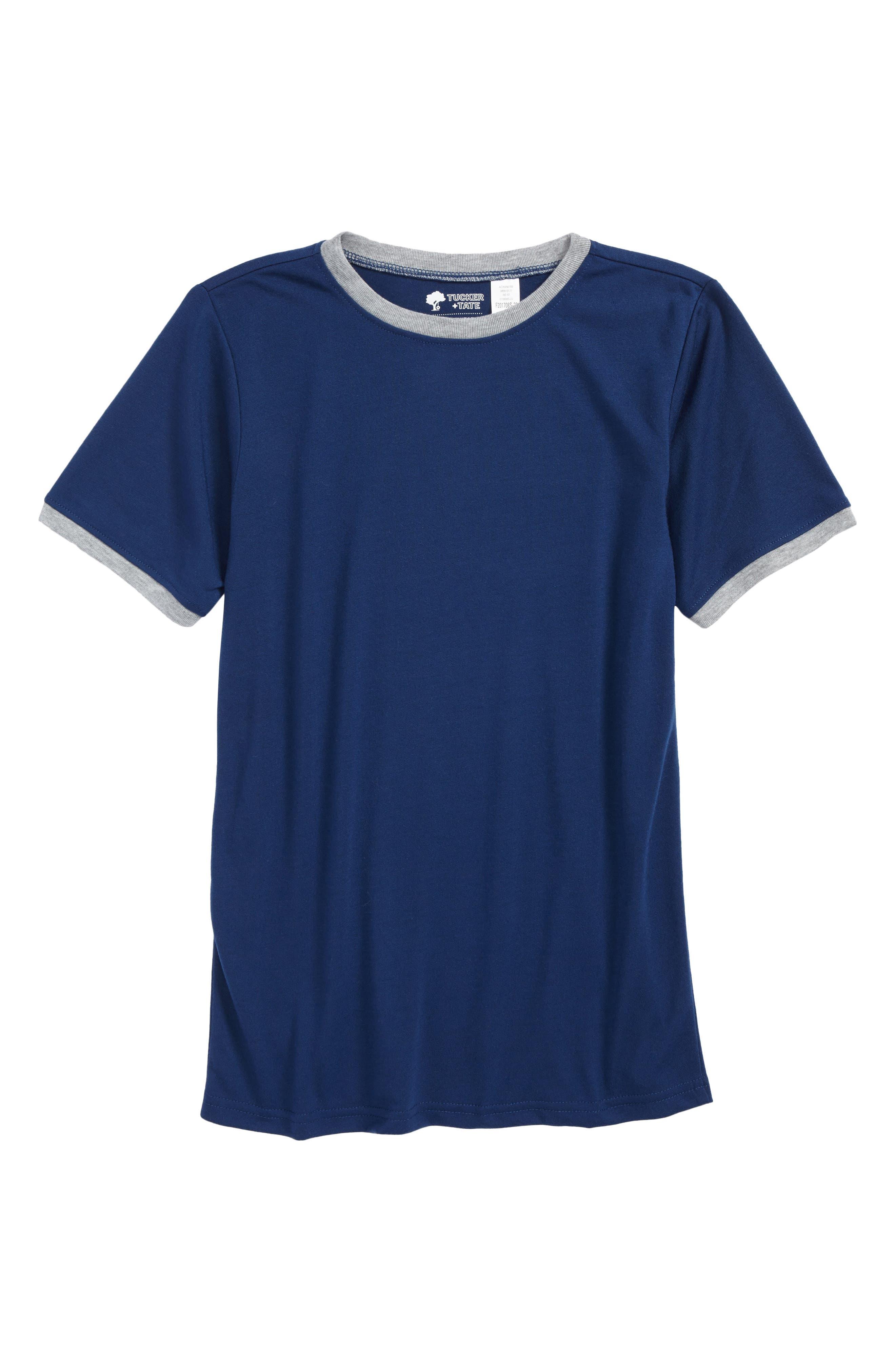 Alternate Image 1 Selected - Tucker + Tate Sleep T-Shirt (Little Boys & Big Boys)