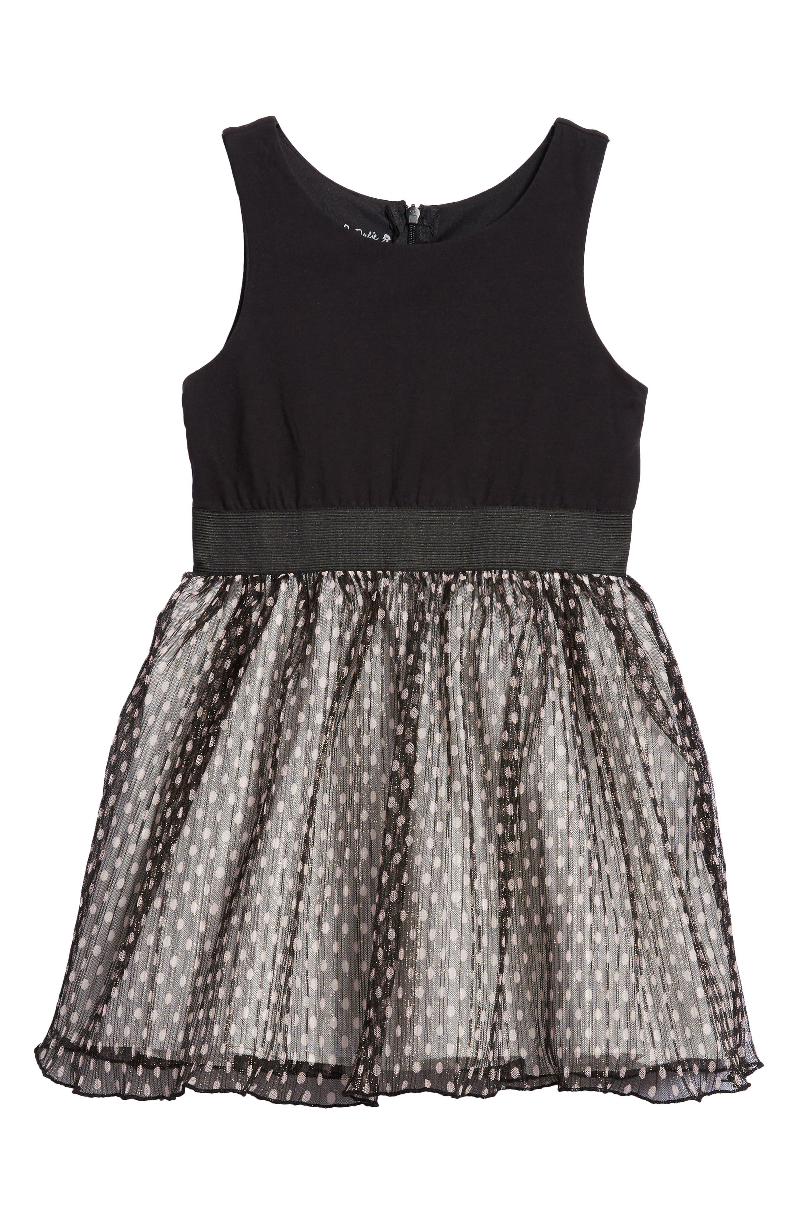 Alternate Image 3  - Pippa & Julie Sweater & Dress Set (Toddler Girls & Little Girls)