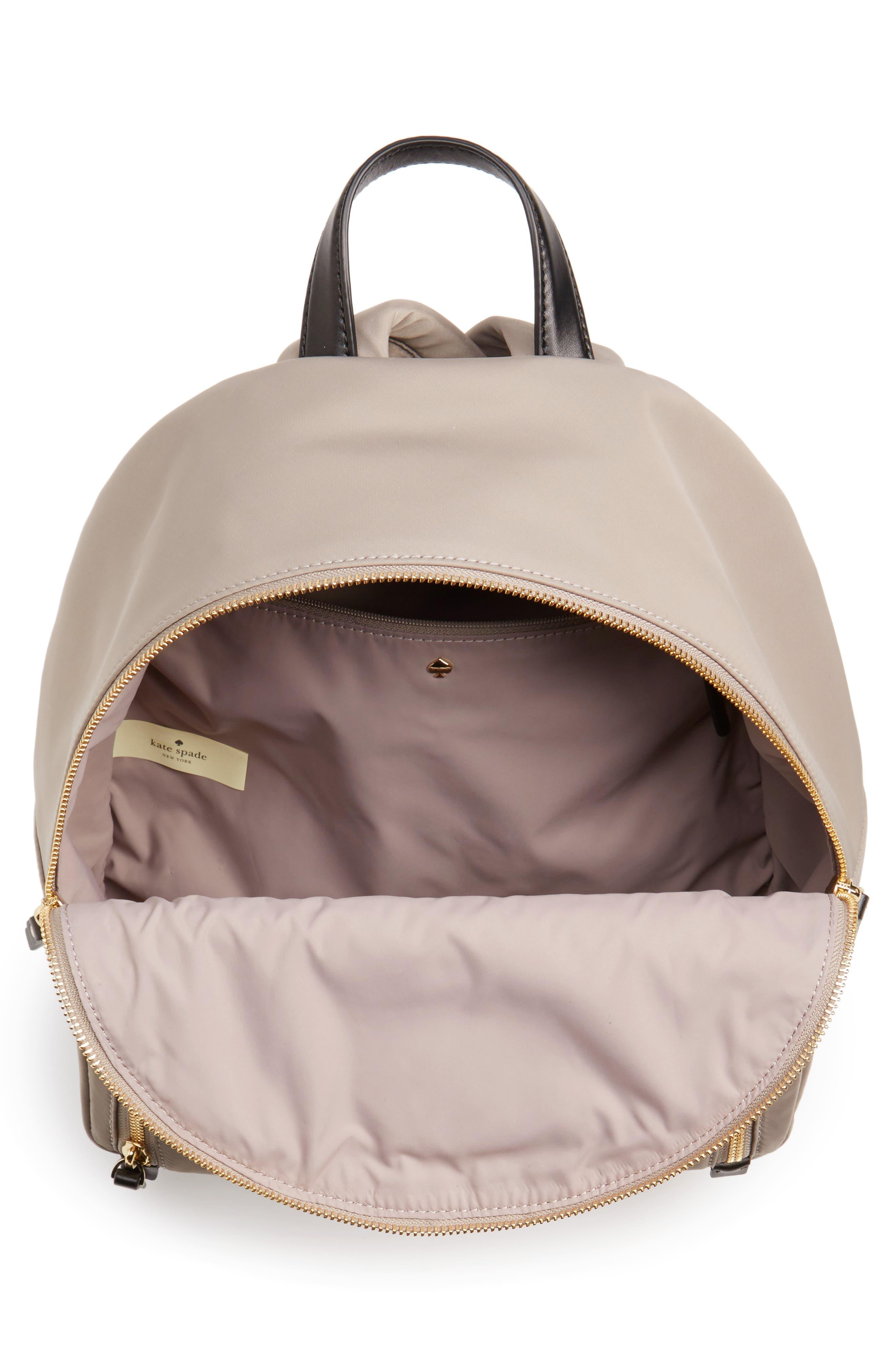 Alternate Image 4  - kate spade new york watson lane - hartley nylon backpack