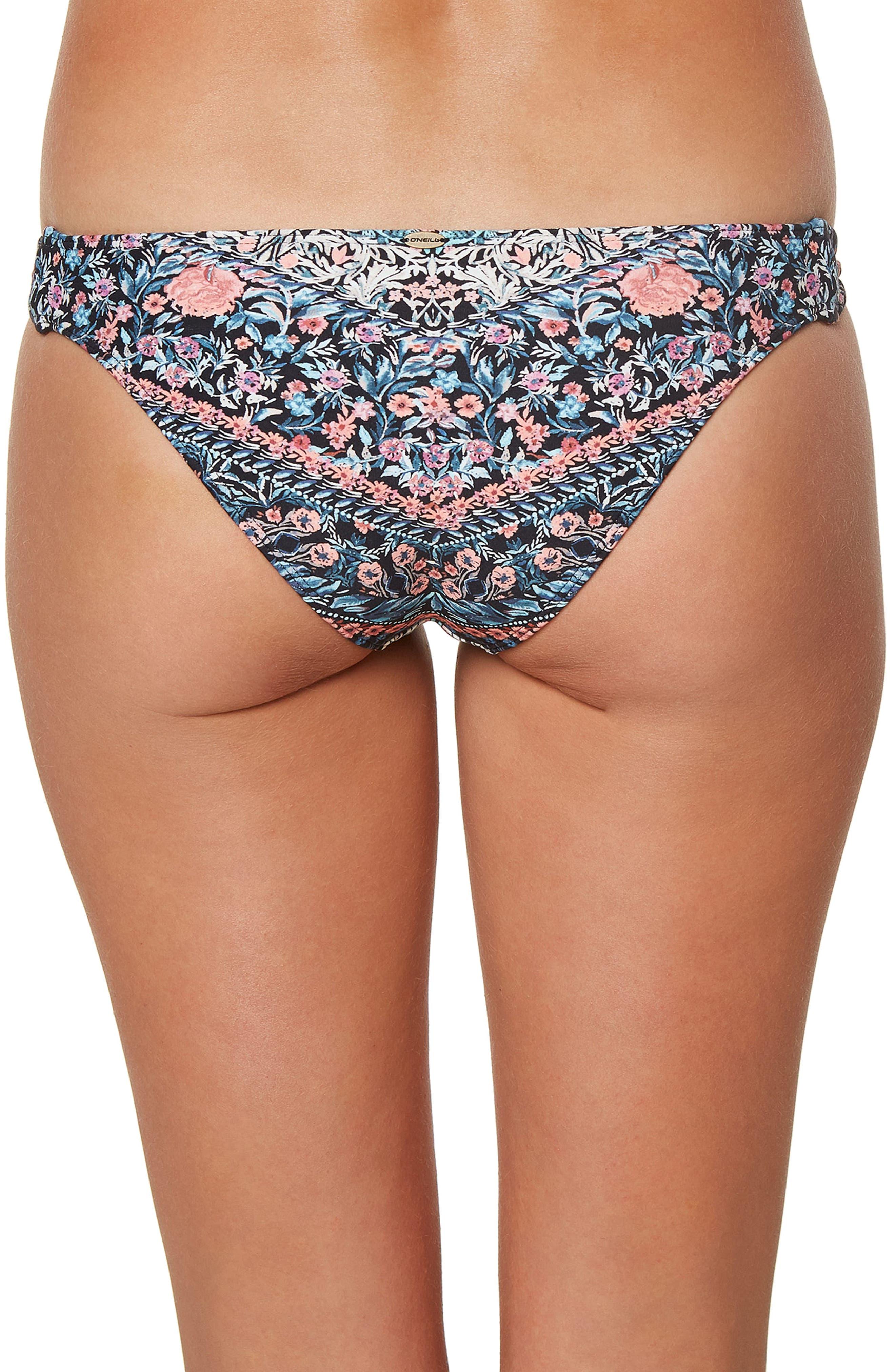 Alternate Image 2  - O'Neill Porter Strappy Bikini Bottom