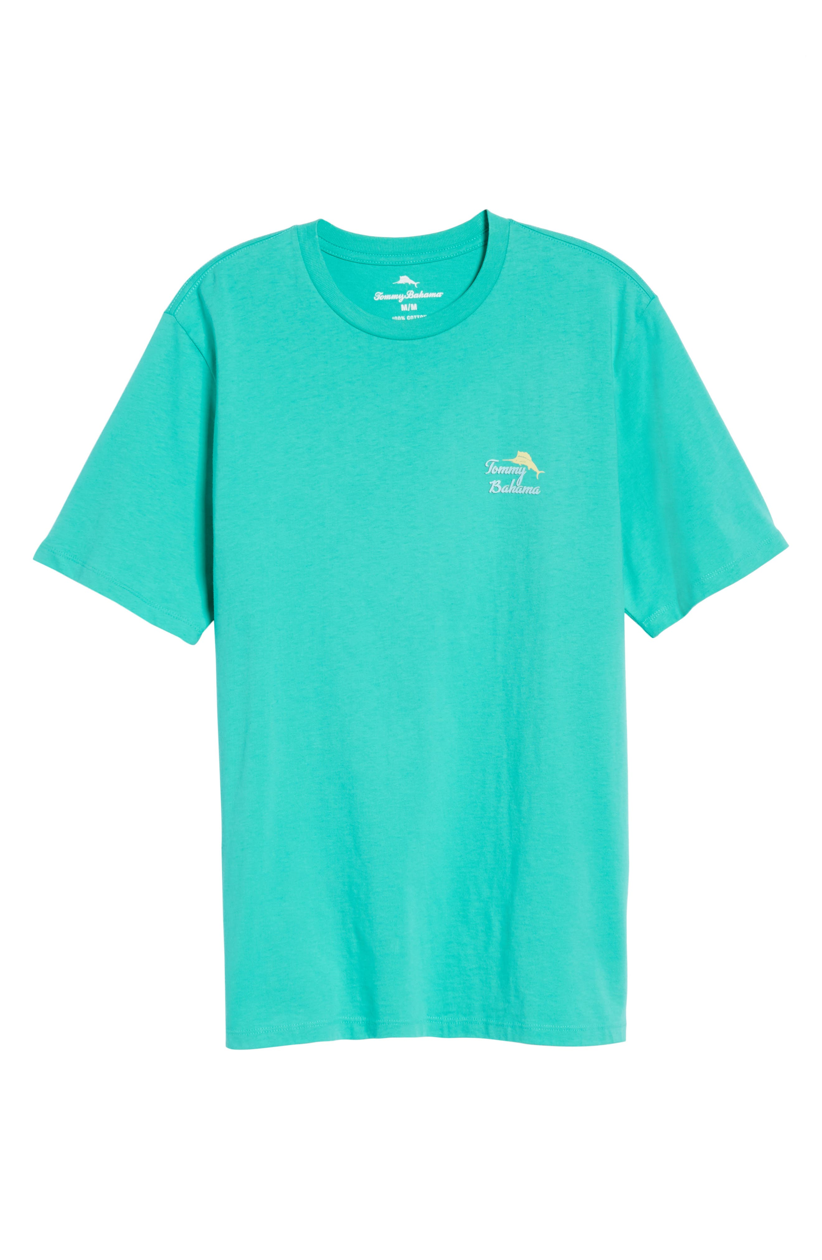 First Class Seat T-Shirt,                             Alternate thumbnail 6, color,                             Cave Green