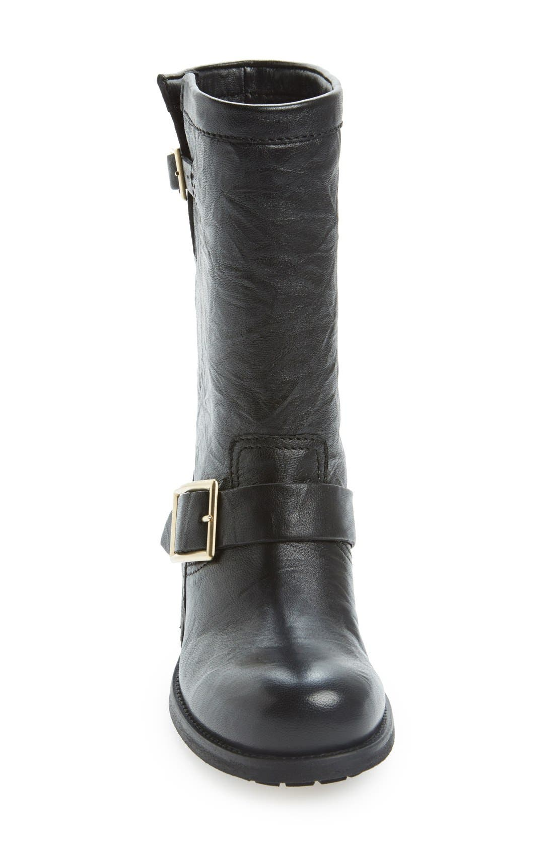 Alternate Image 3  - Jimmy Choo Motorcycle Boot