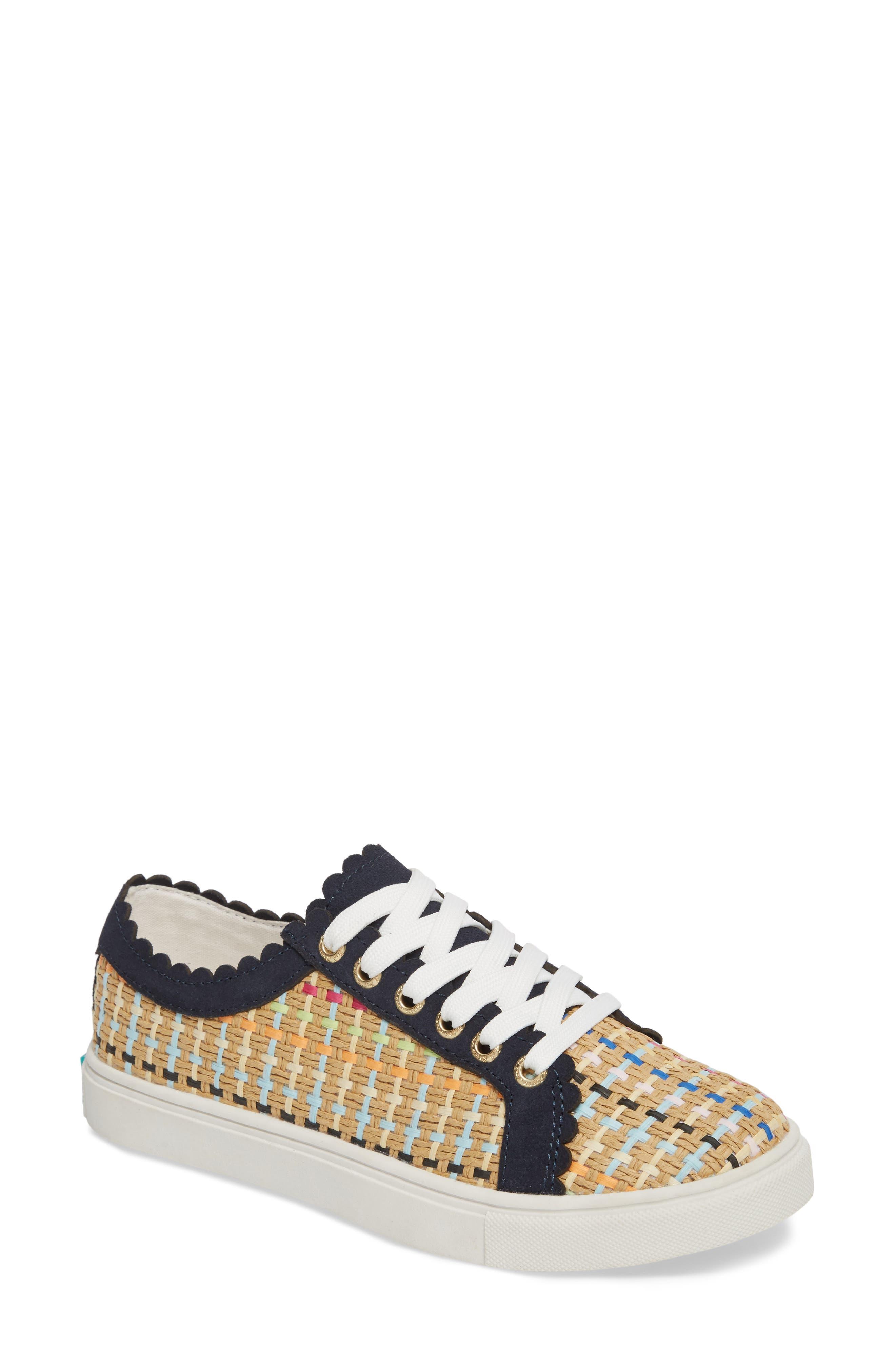 Teagan Sneaker,                         Main,                         color, Multi Combo