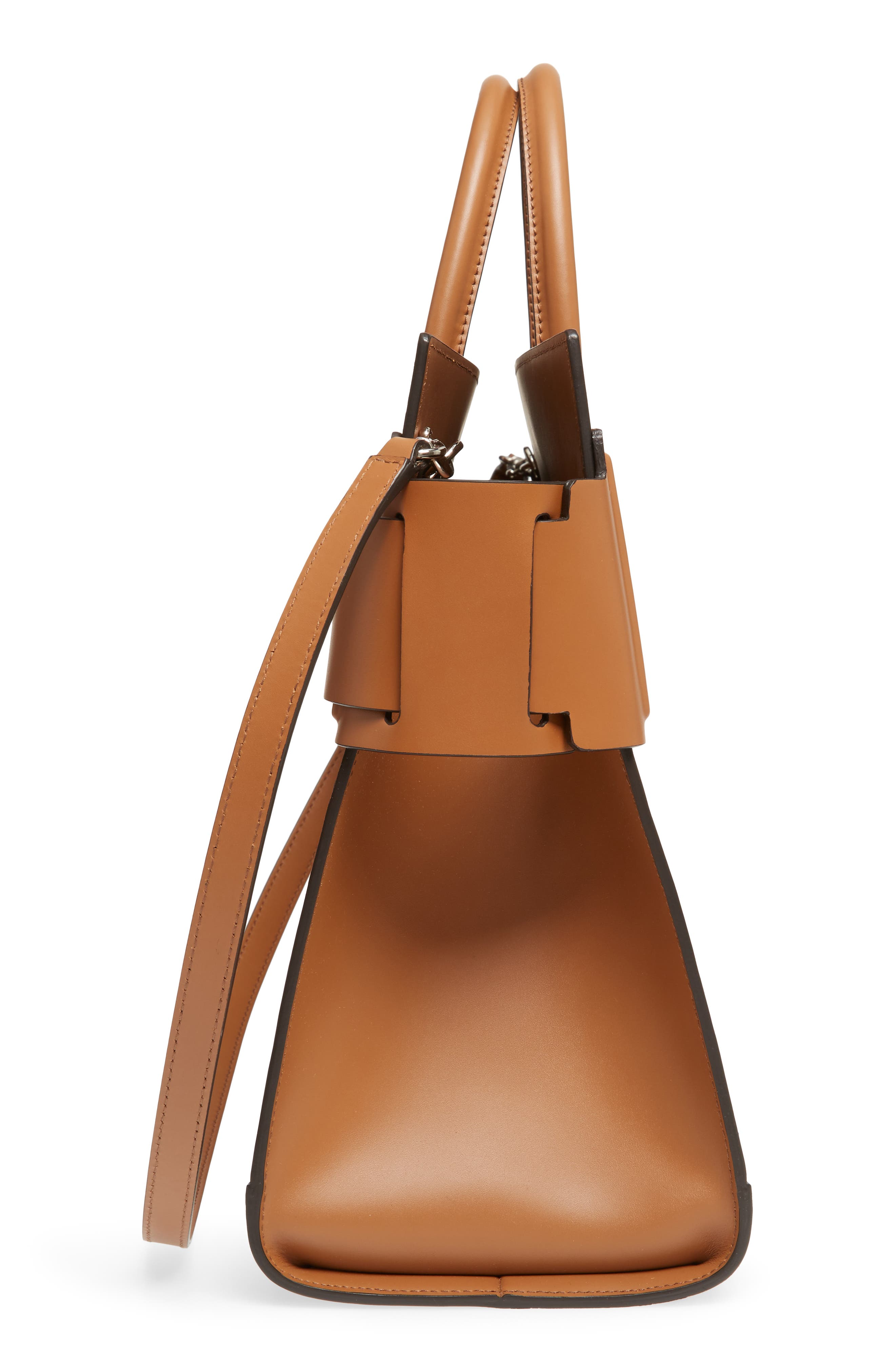 Alternate Image 5  - Givenchy Horizon Calfskin Leather Tote