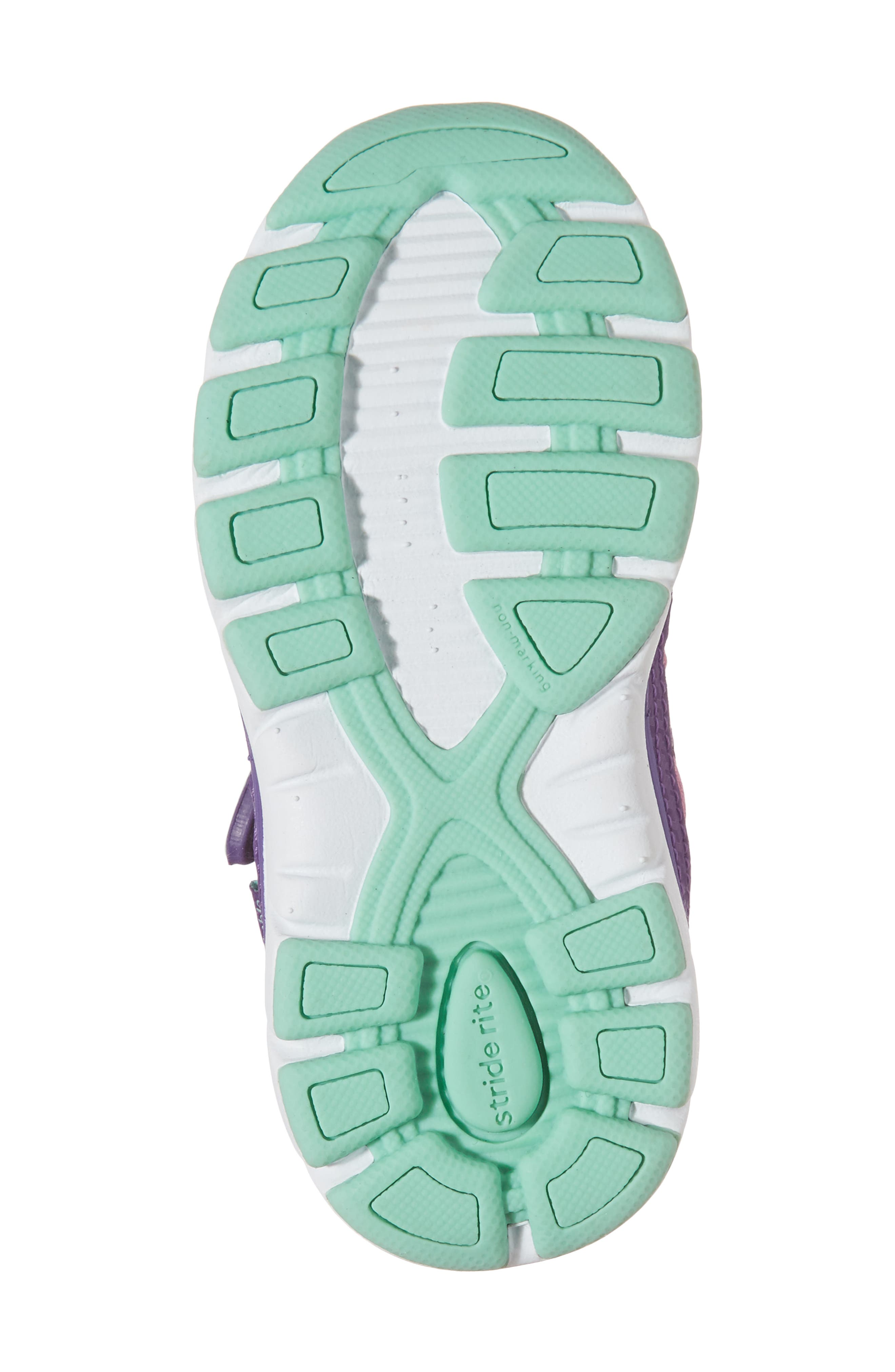 'Made2Play<sup>®</sup> Cannan Lace' Sneaker,                             Alternate thumbnail 6, color,                             Purple Leather/ Textile
