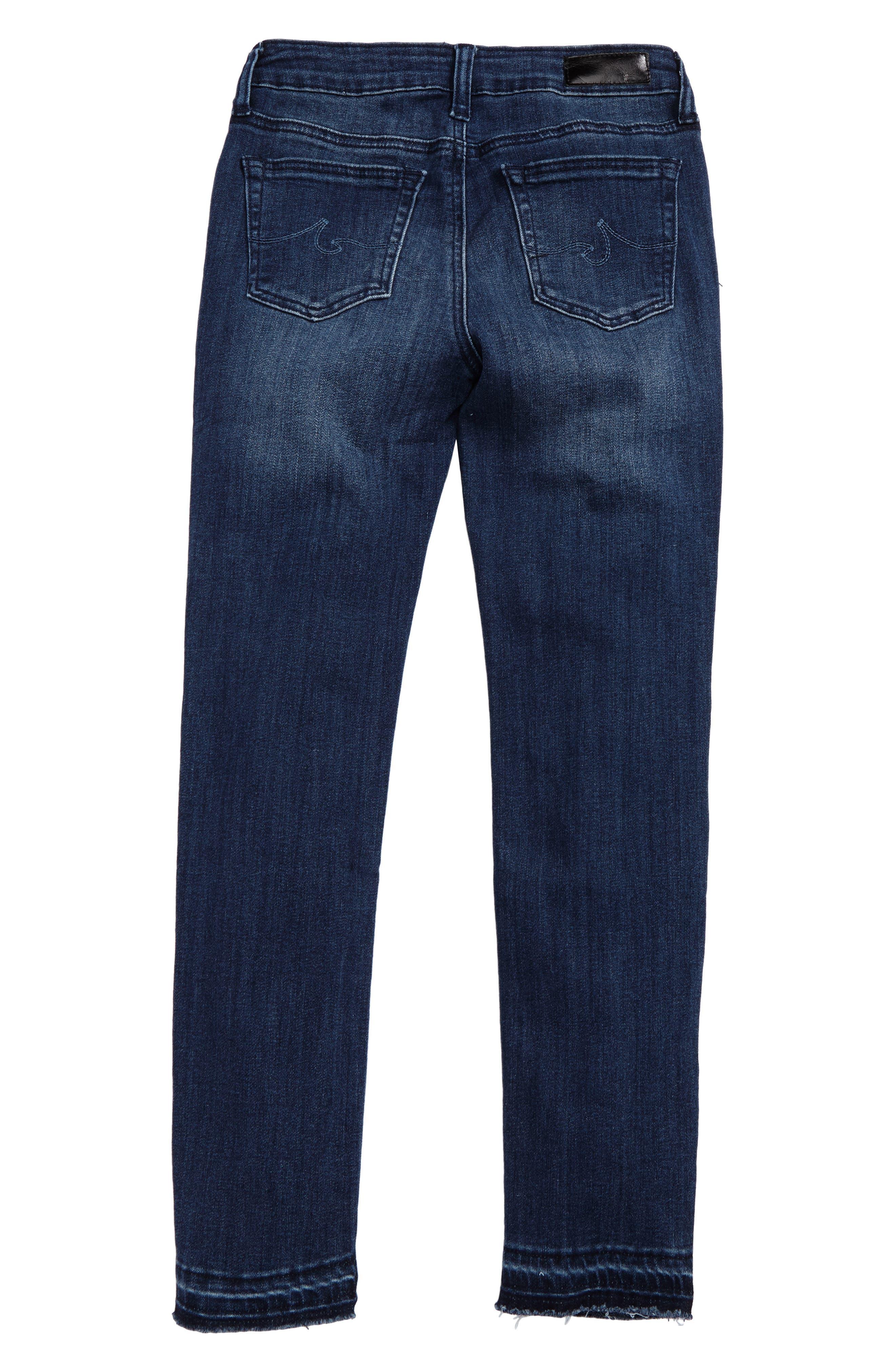 The Stella Skinny Jeans,                             Alternate thumbnail 2, color,                             Laguna